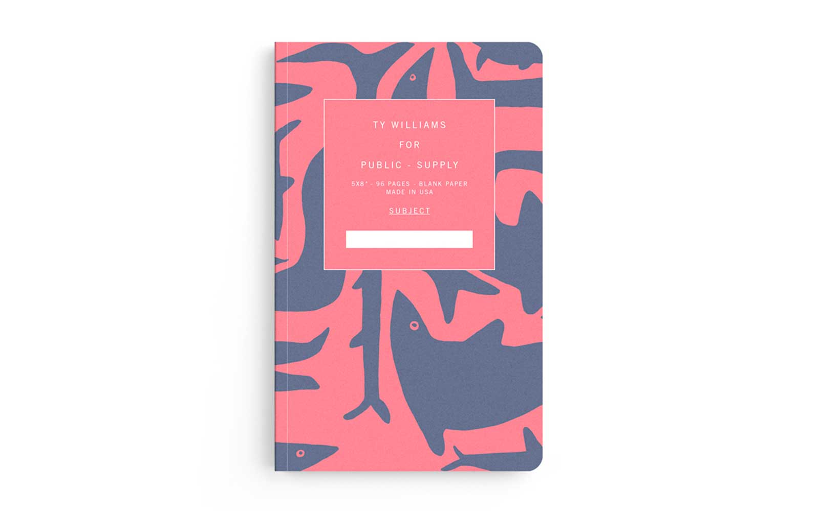 Public Supply Notebooks for School