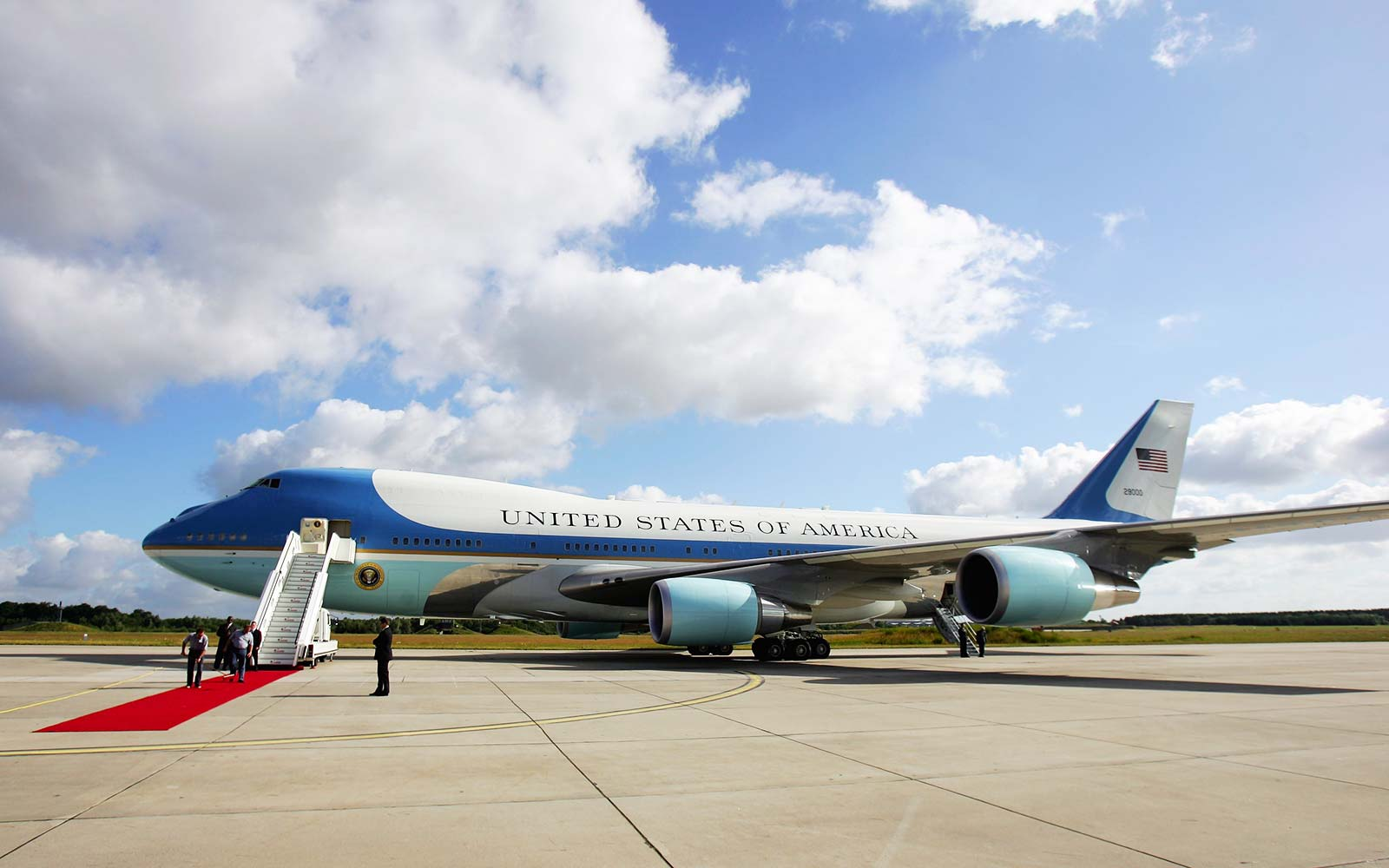 President Airplane Air Force One