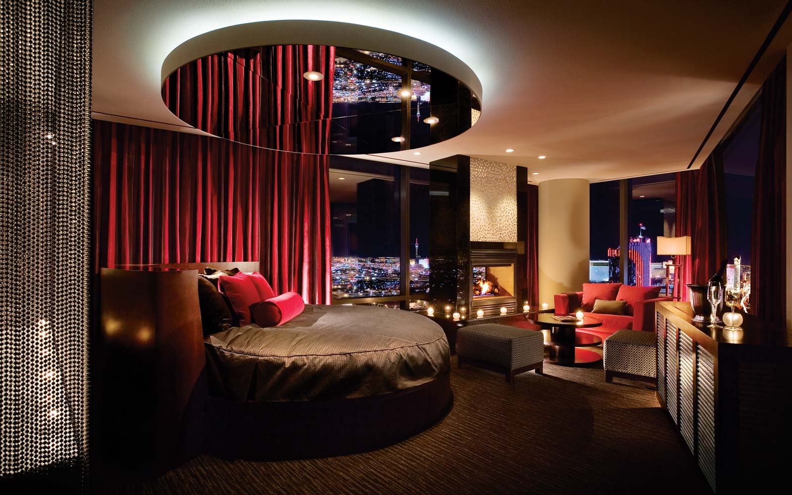 Two Story Sky Villa at the Palms Casino Resort in Las Vegas