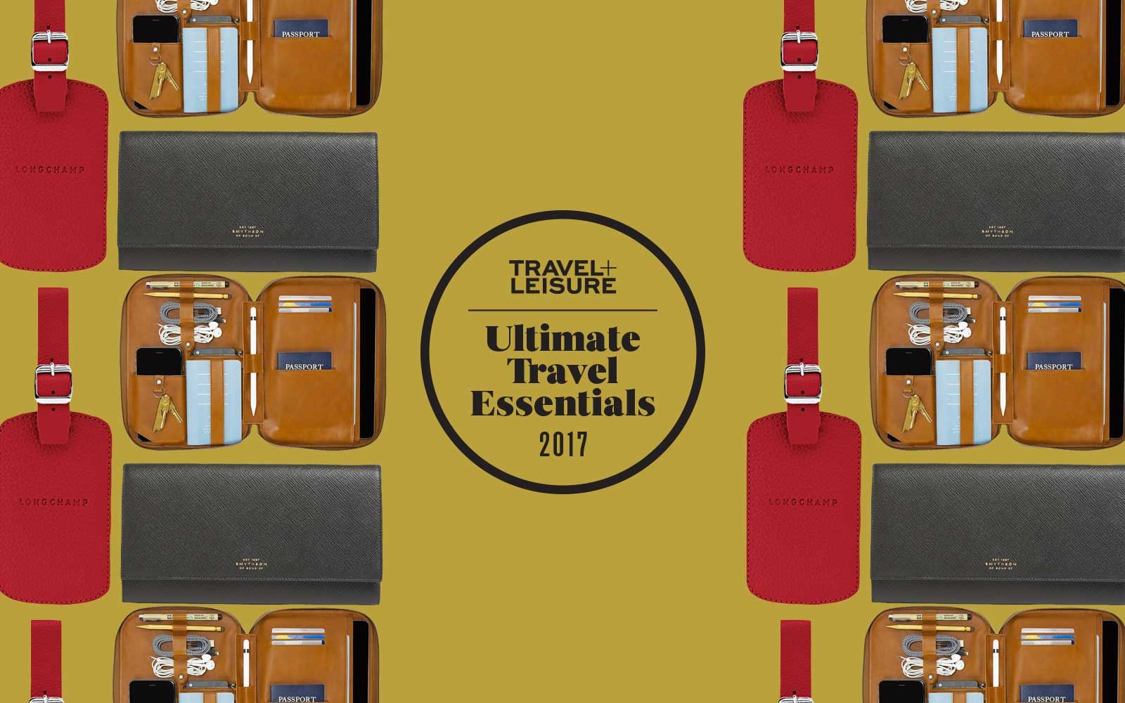 Small Bags - Travel Essentials