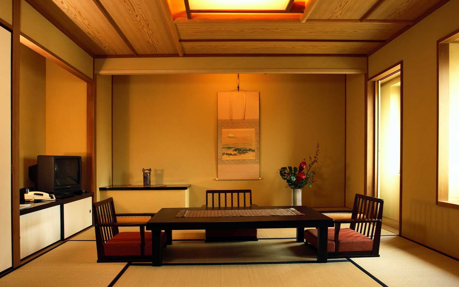 The Tatami Suite at The Kitano New York