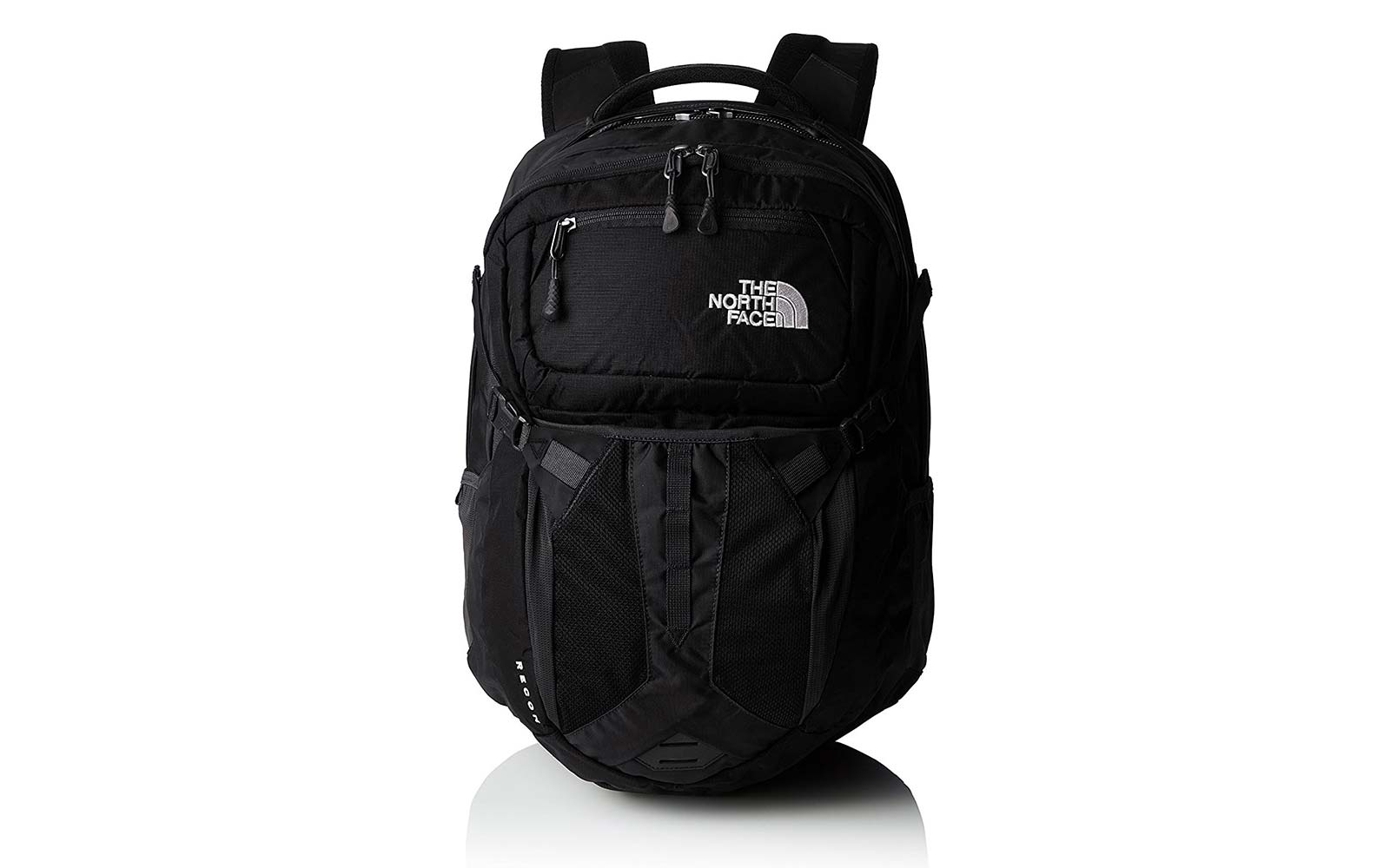The North Face travel backpack