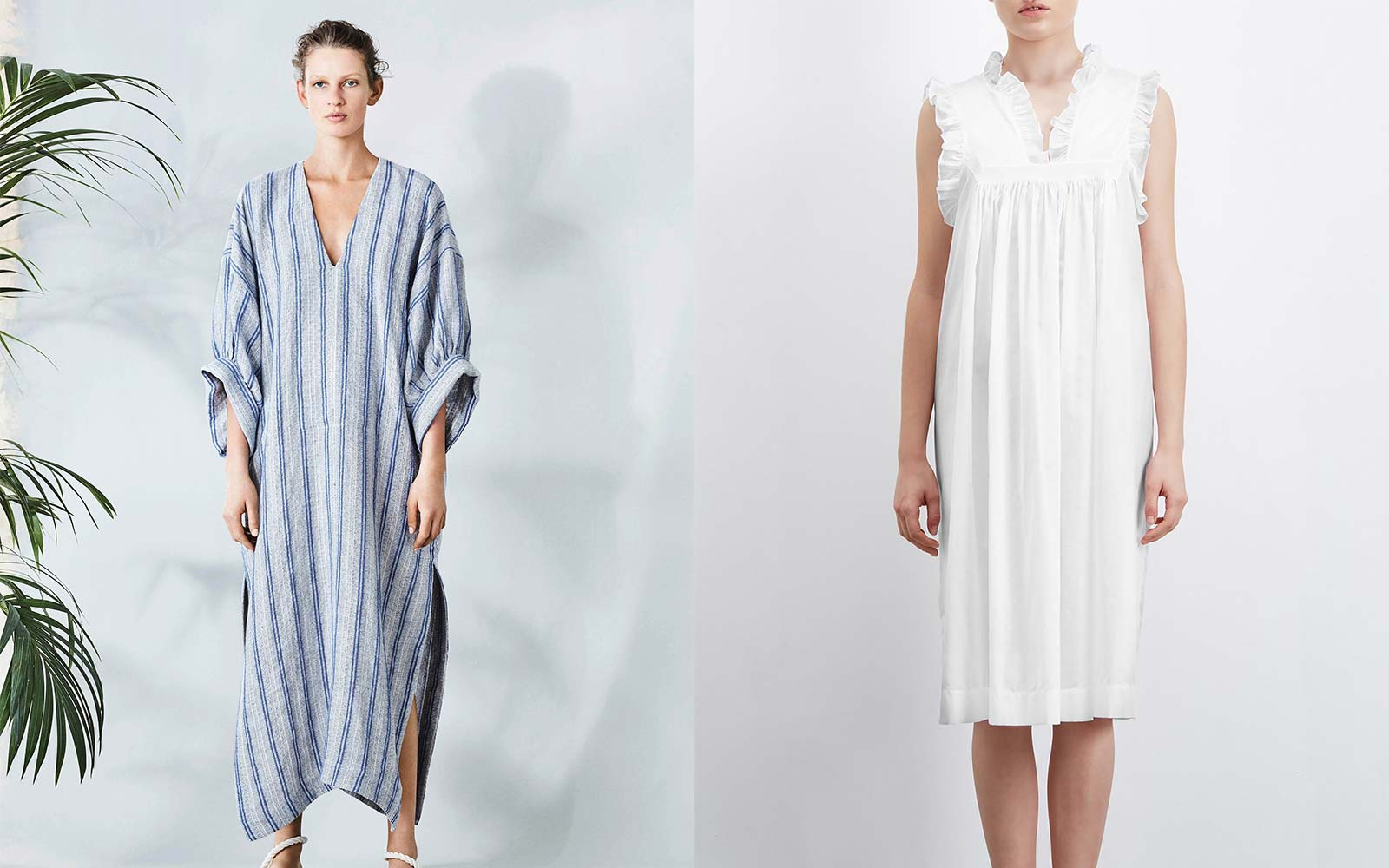 Three Graces London Sleepwear and Beachwear