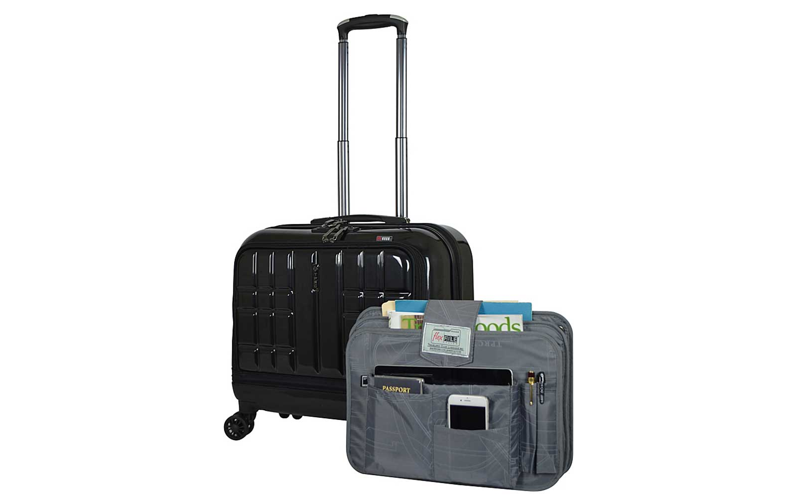 Rolling Briefcases for Travelers
