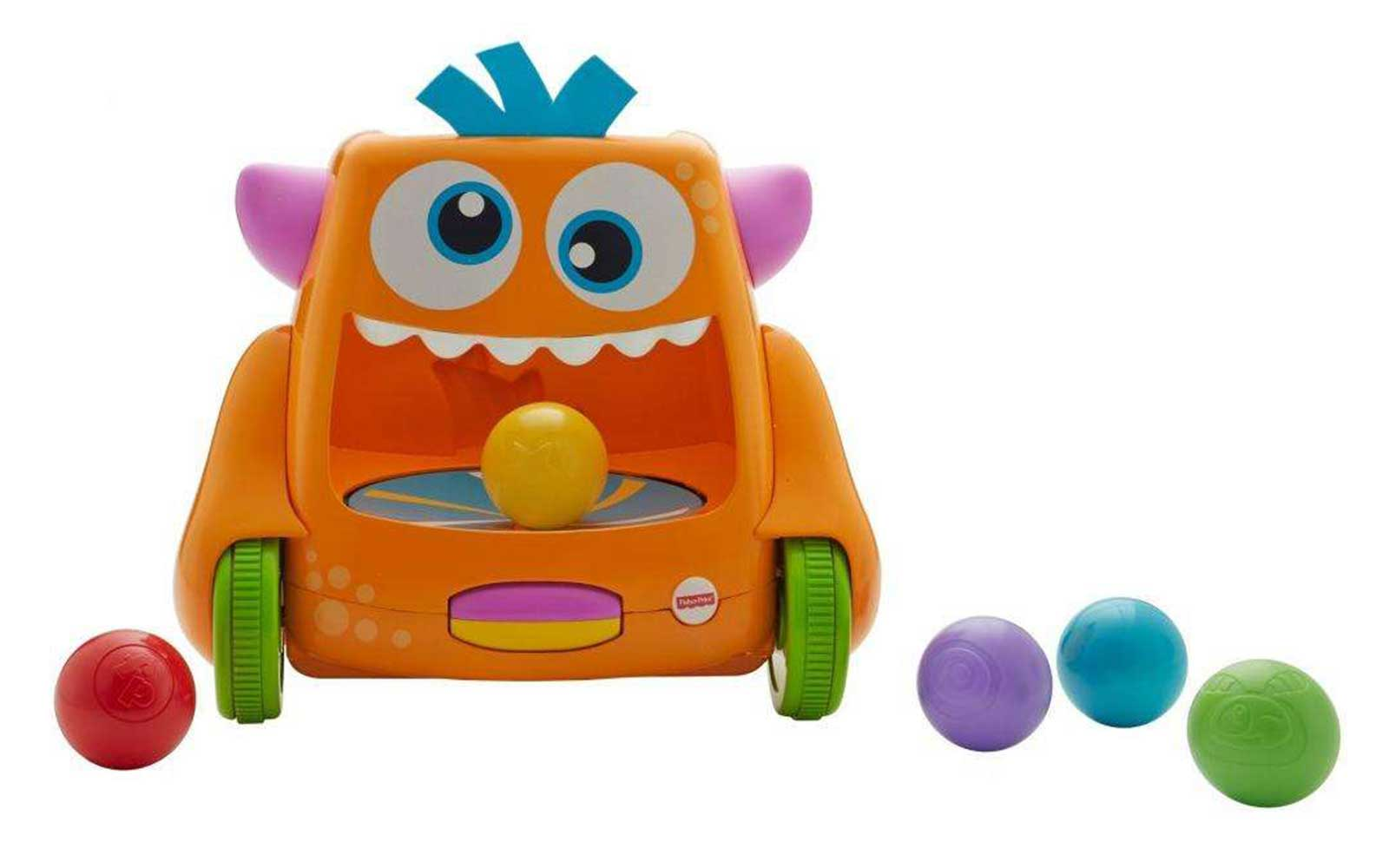 Zoom Monster by Fisher Price