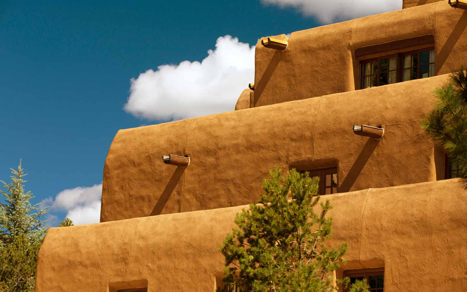Santa Fe, New Mexico Buildings