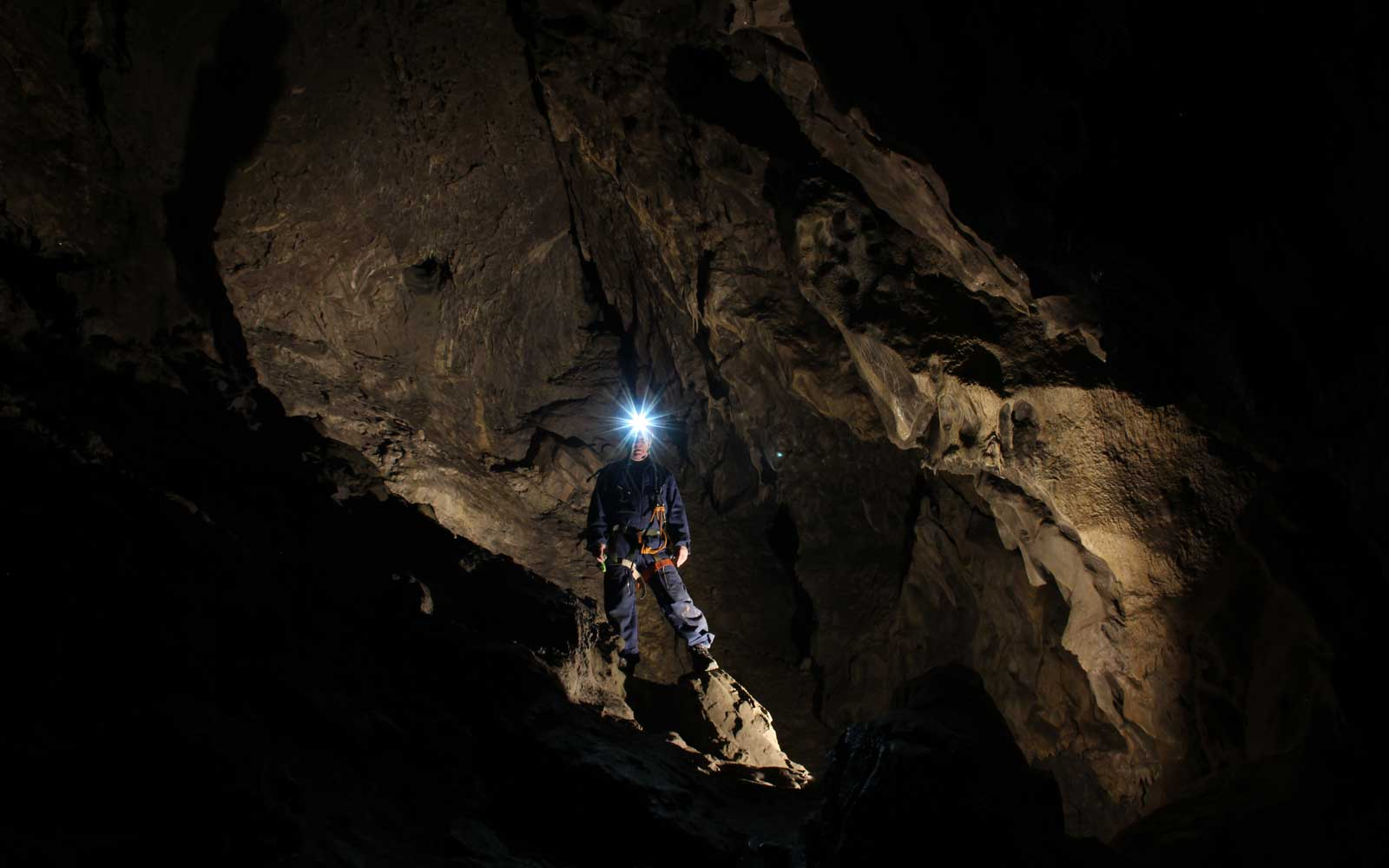 Canmore Cave Tours Solitude Tour