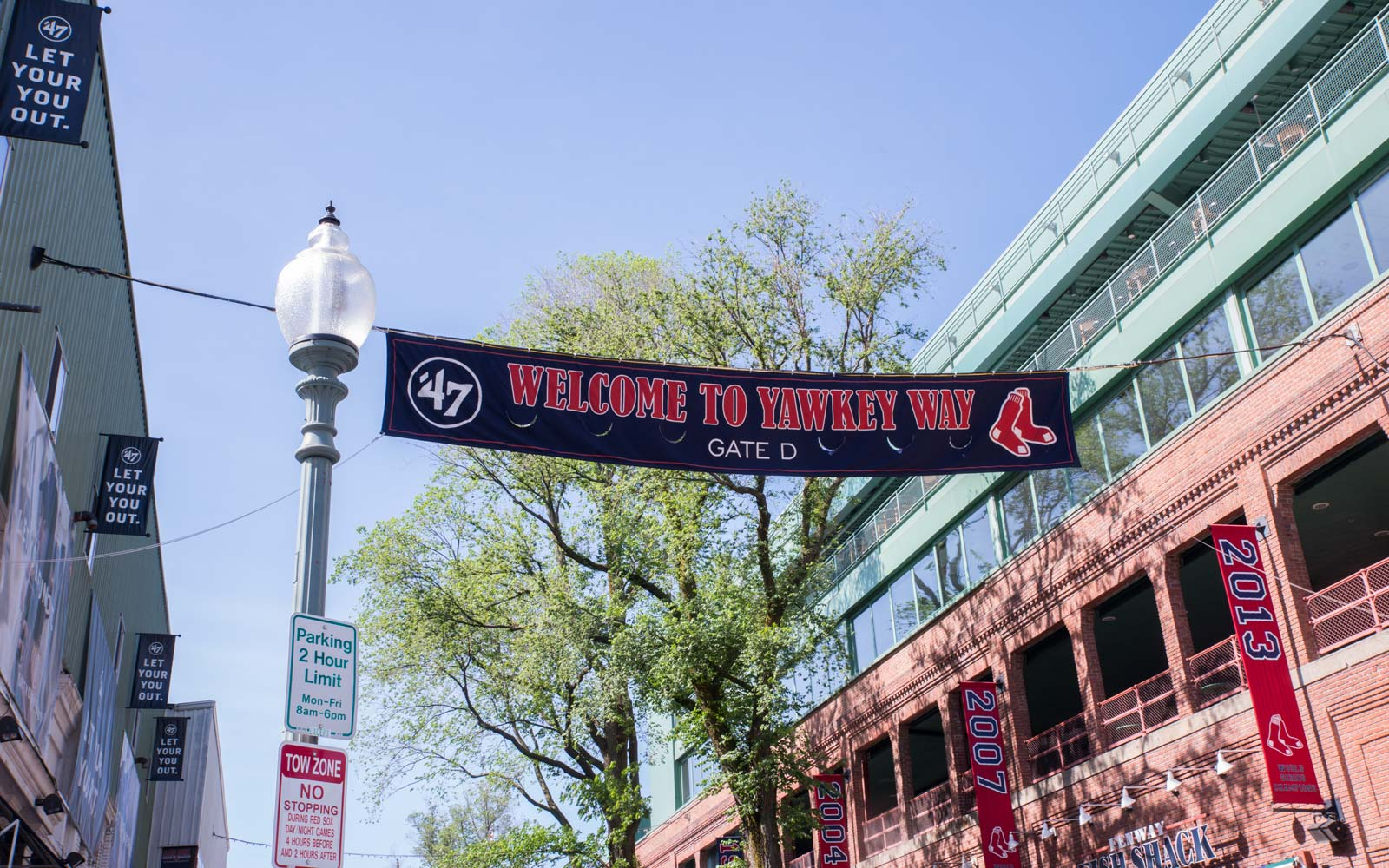 Fenway Park Neighborhood in Boston