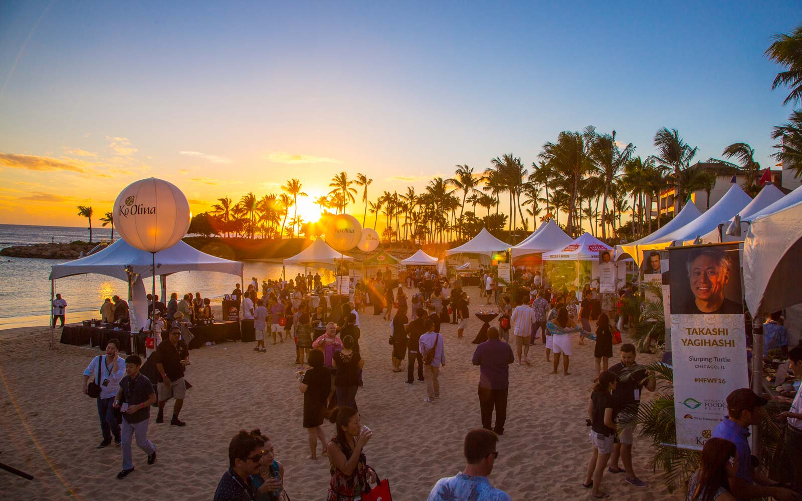 Hawai'i Food and Wine Festival