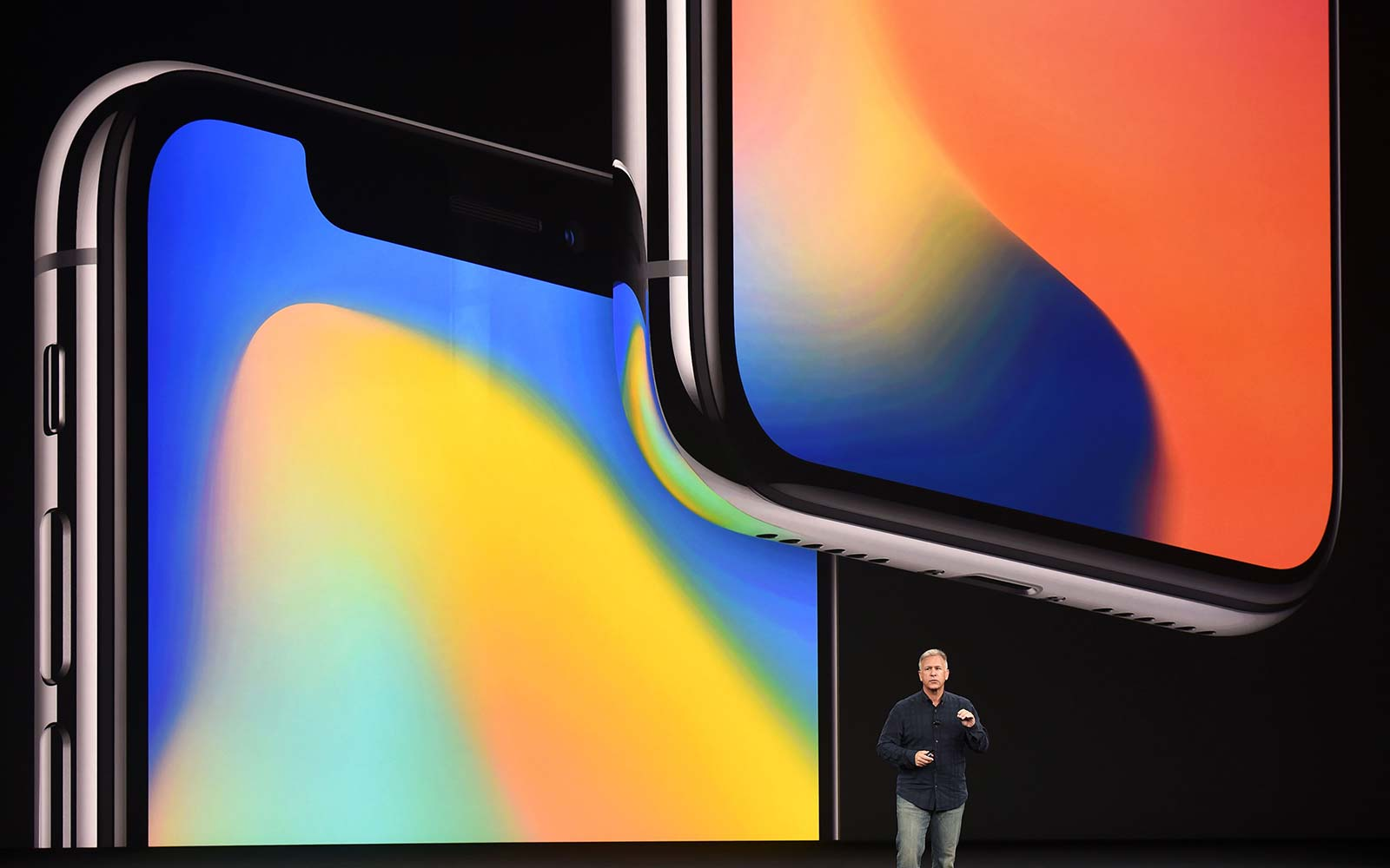 New iPhone 8 and iPhone X Apple release features vibrant camera water resistant facial recognition technology