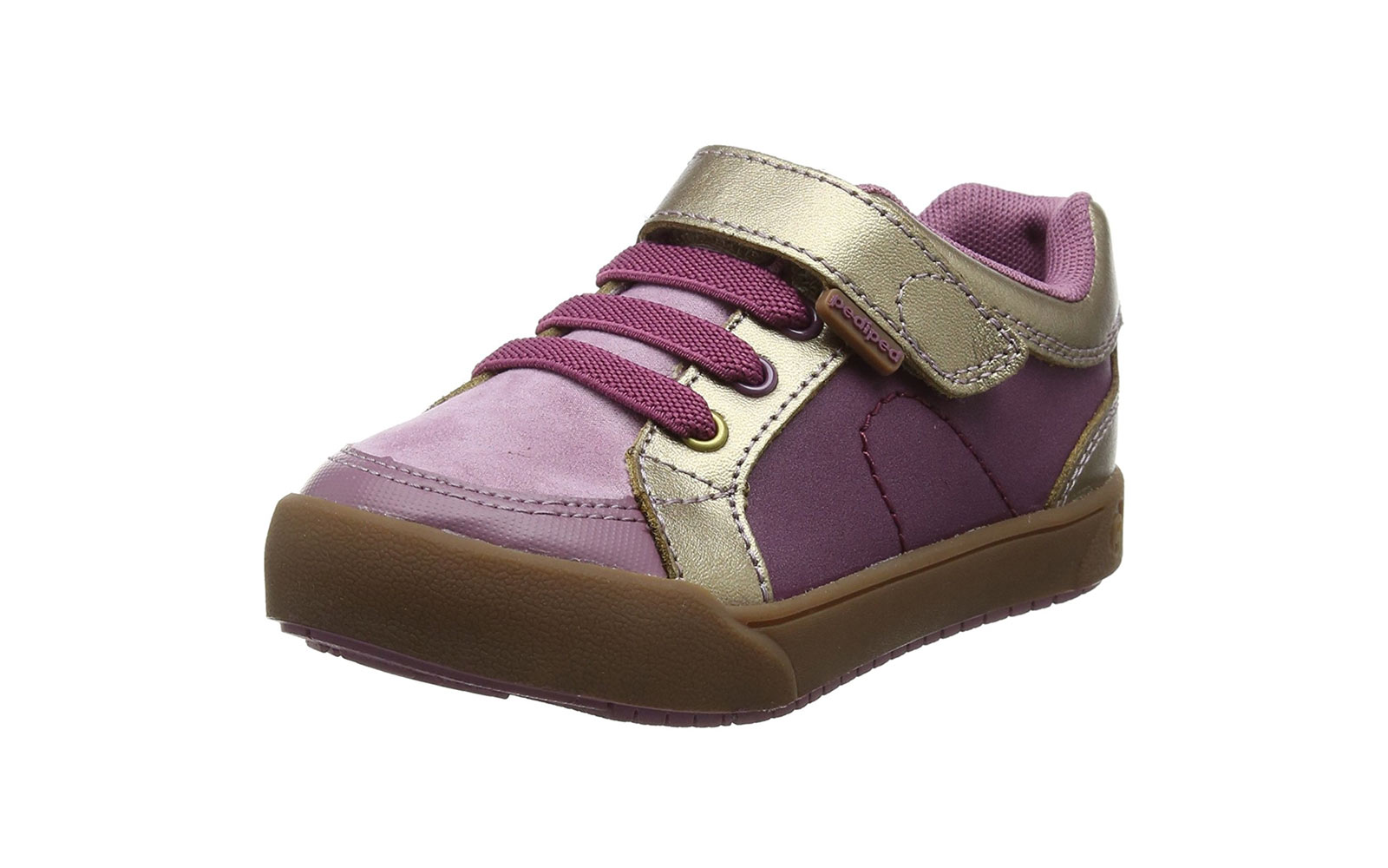 Pedi Ped purple shoe