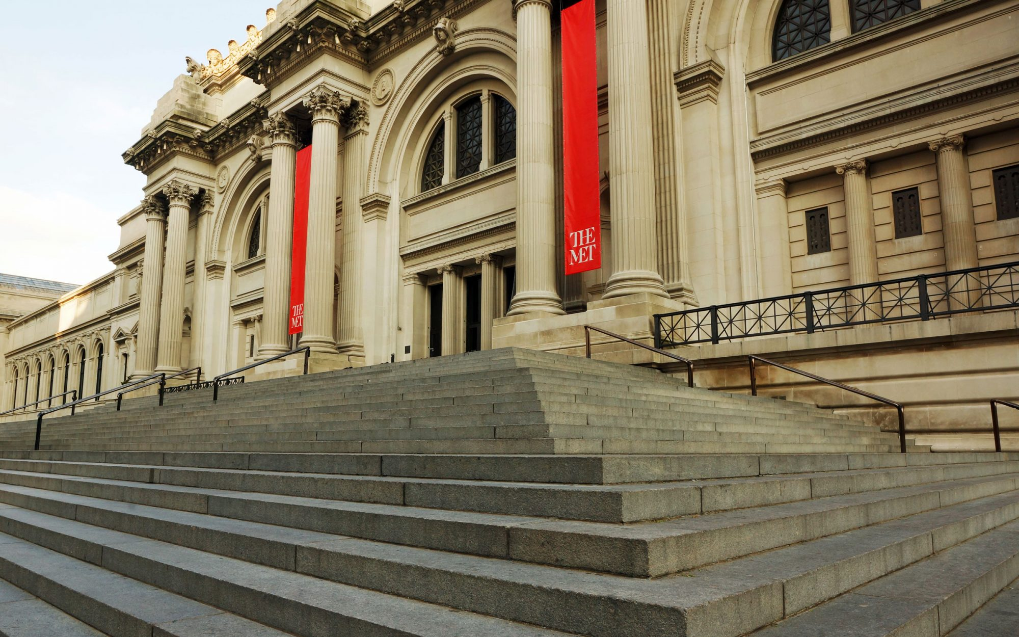 1.The Metropolitan Museum of Art in New York City