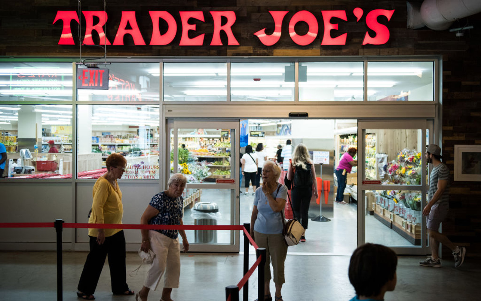 Trader Joe's at City Point in Brooklyn, New York