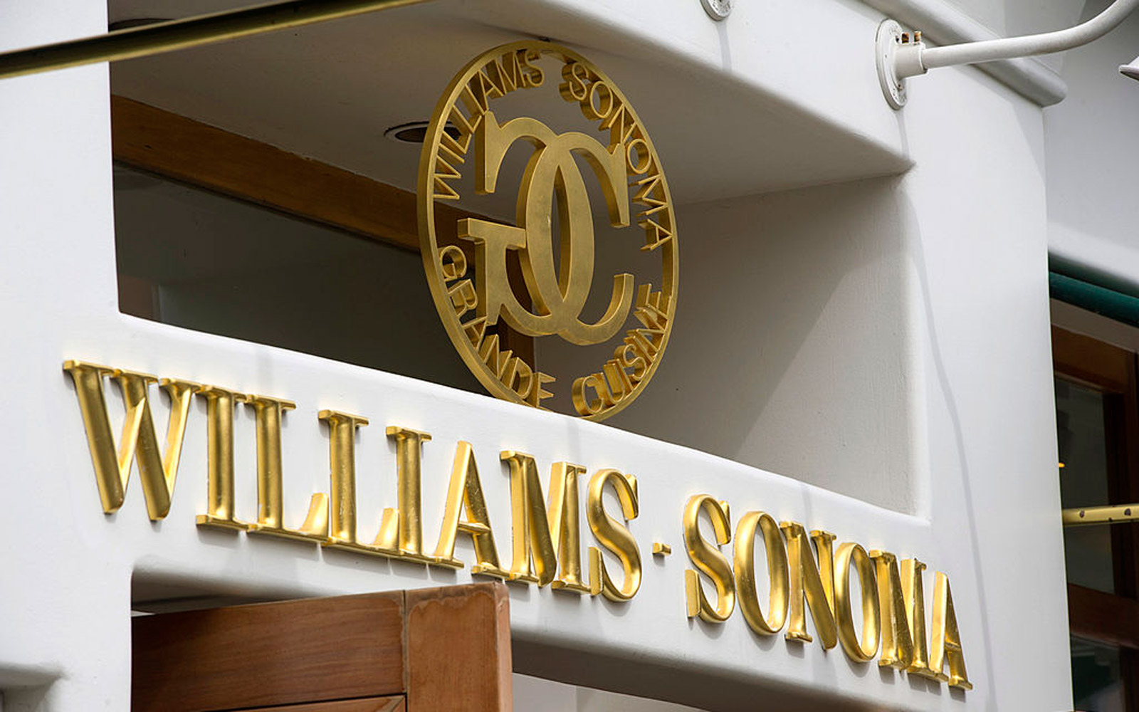Exteriors Of A Williams-Sonoma Inc Store Ahead Of Earnings