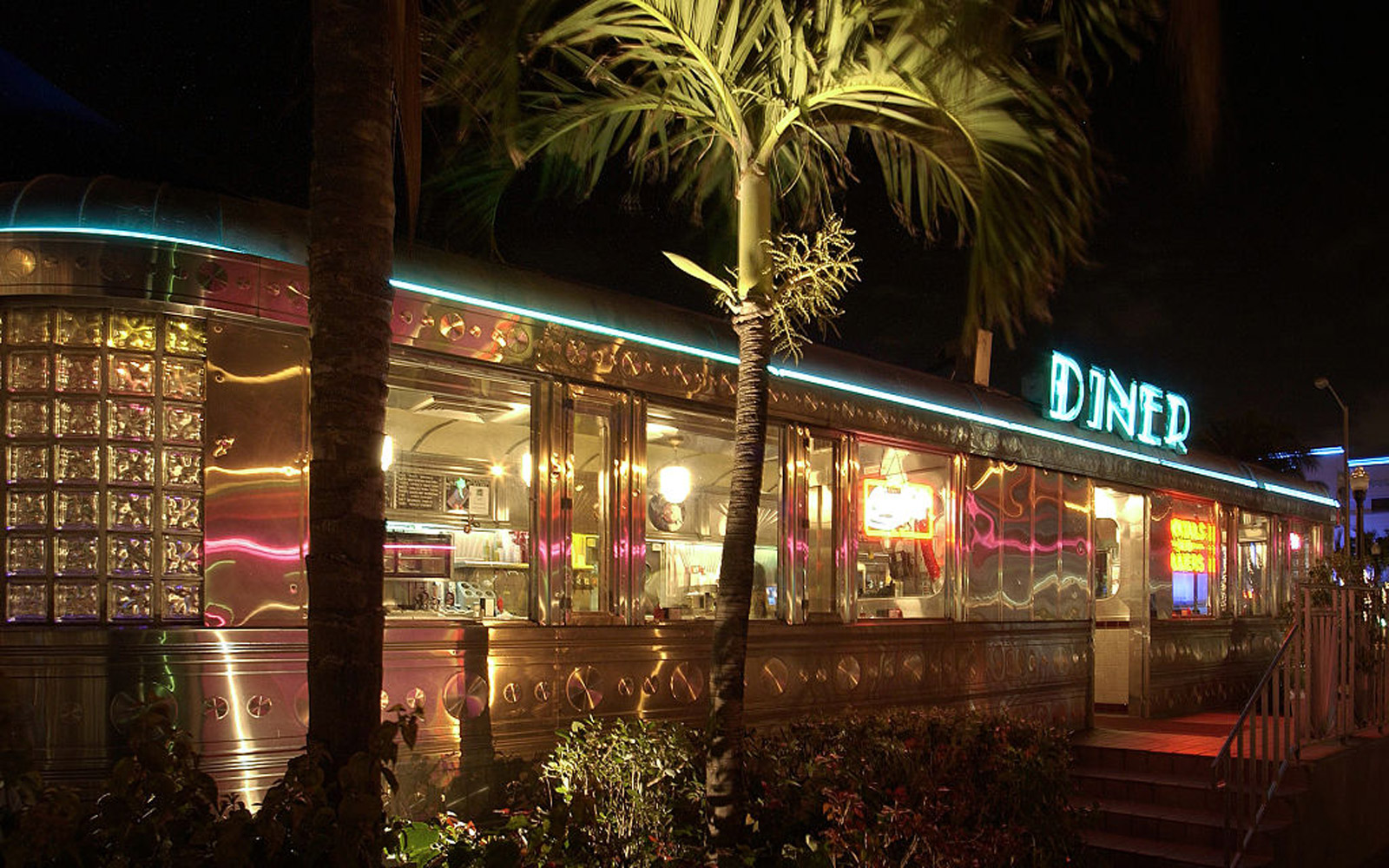 11th Street Diner, Miami Beach, FL