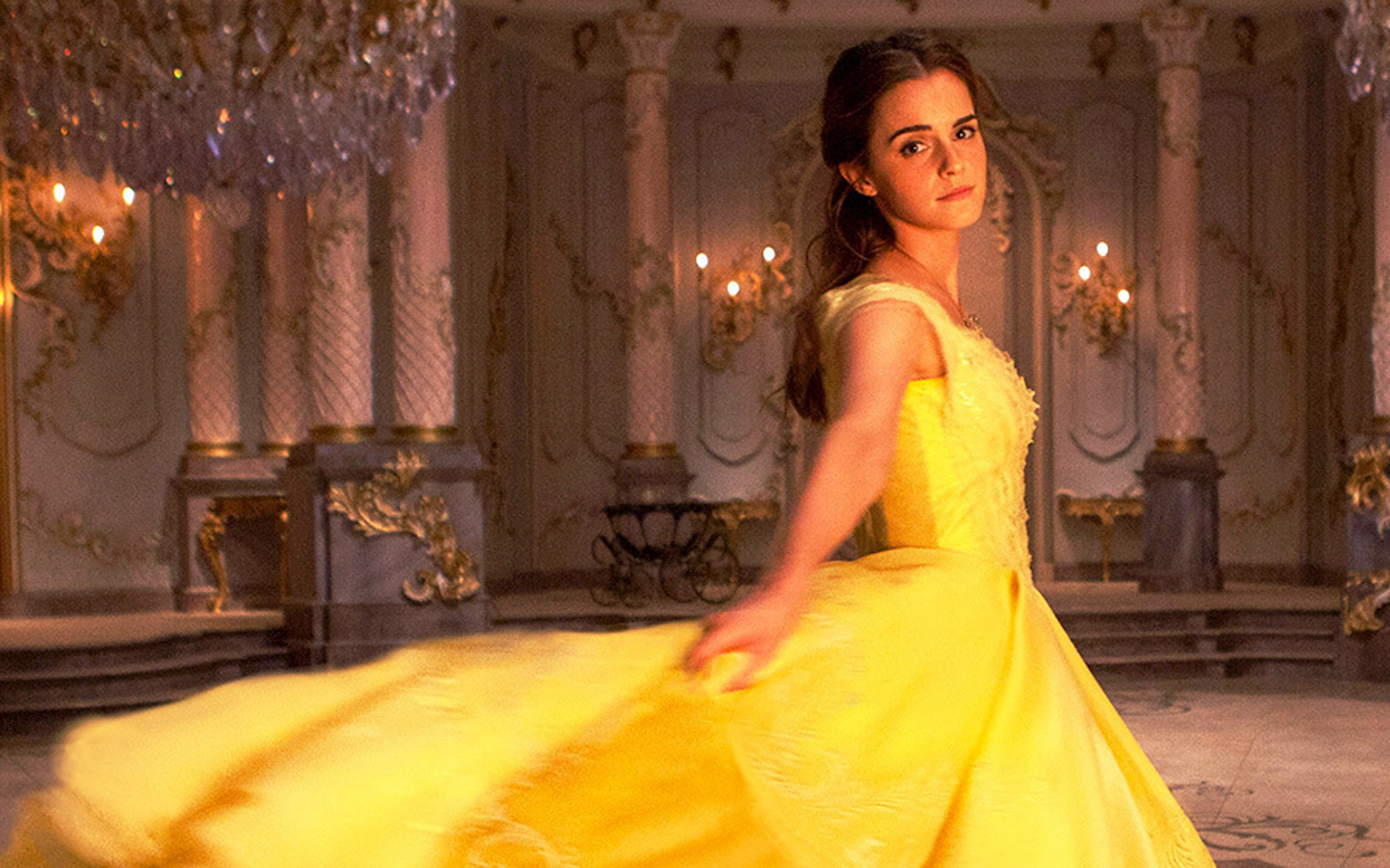 3. Belle From Beauty and the Beast