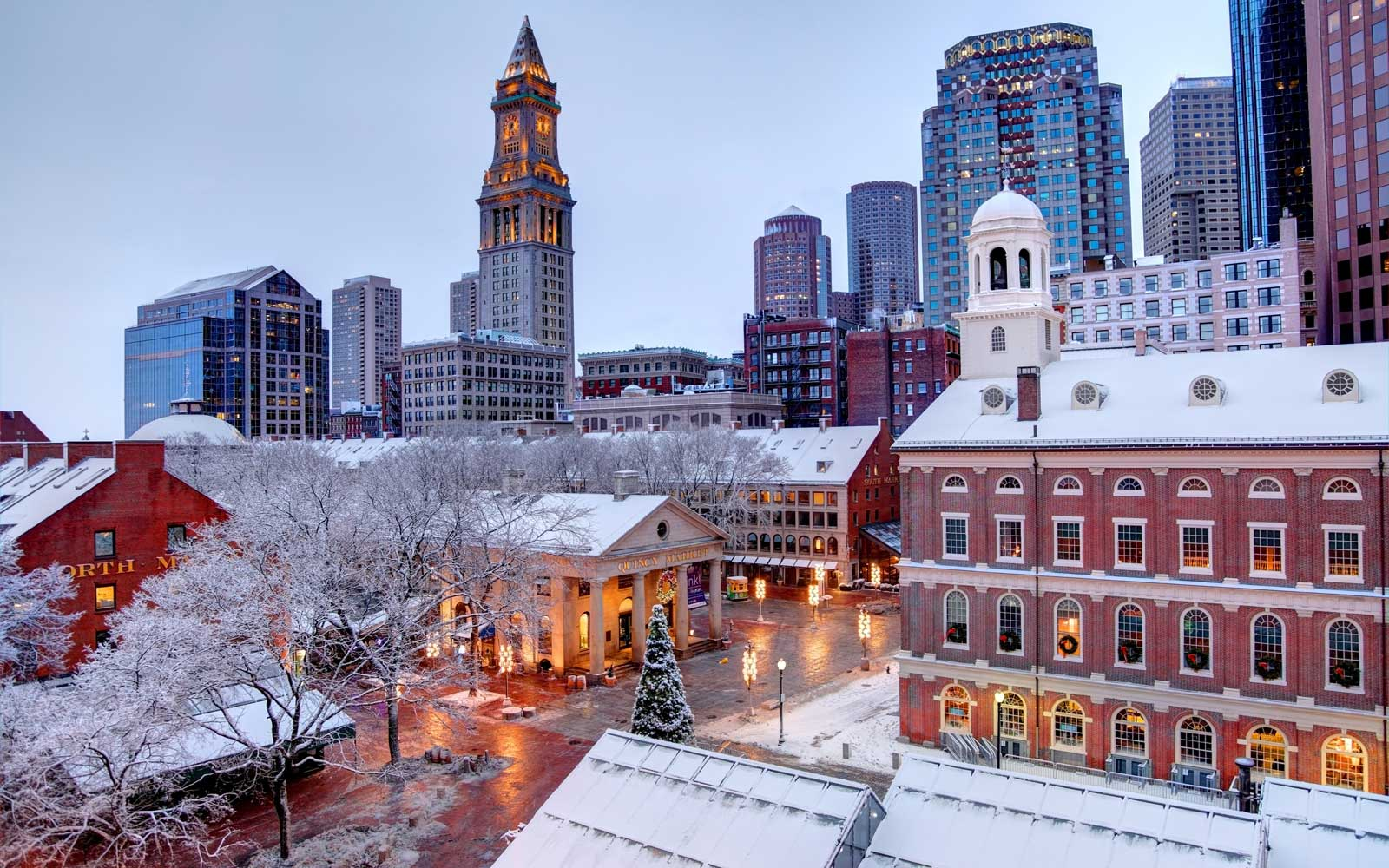Boston Massachusetts Ski