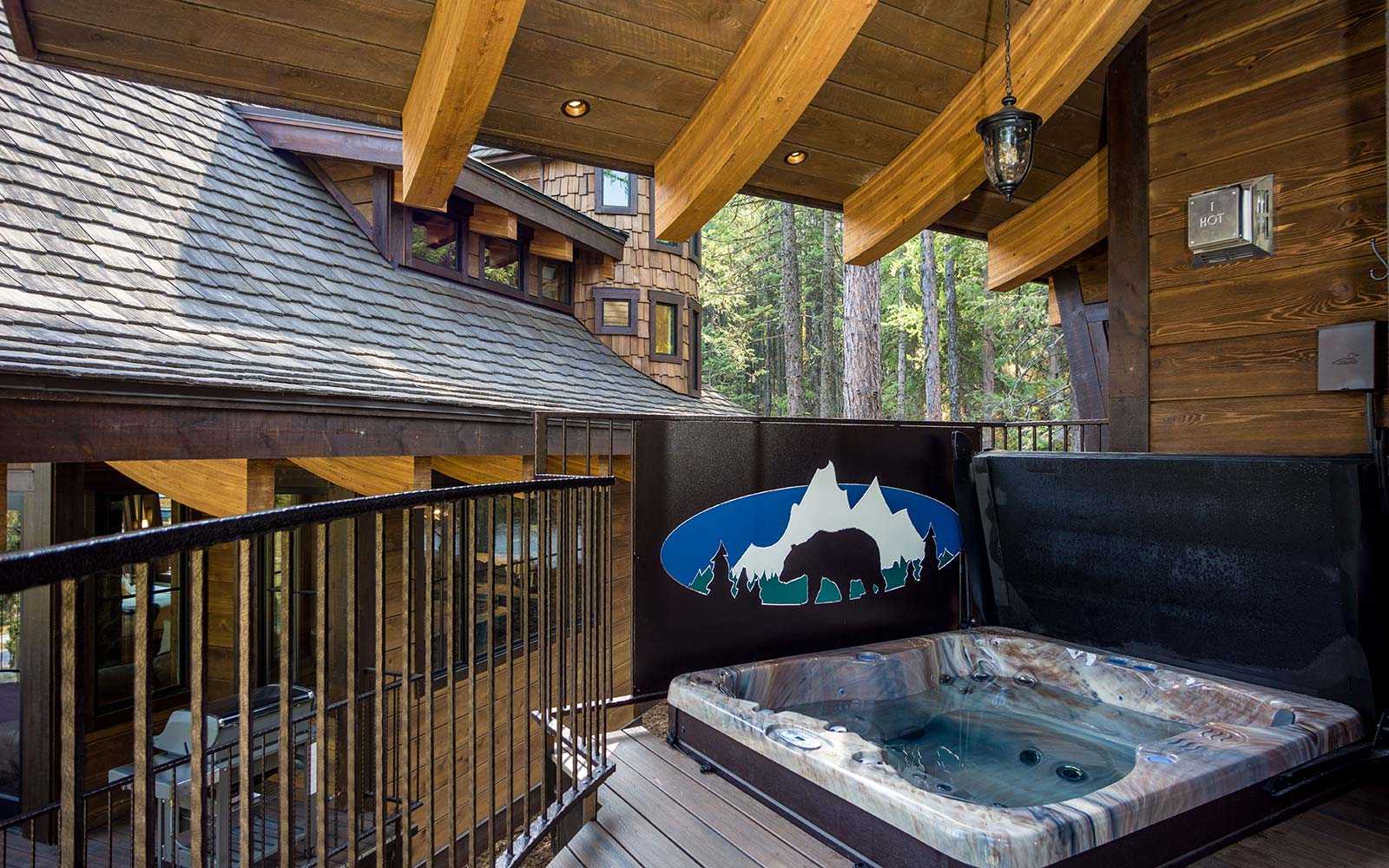 snow bear chalets rental homeaway whitefish mountain ski resort