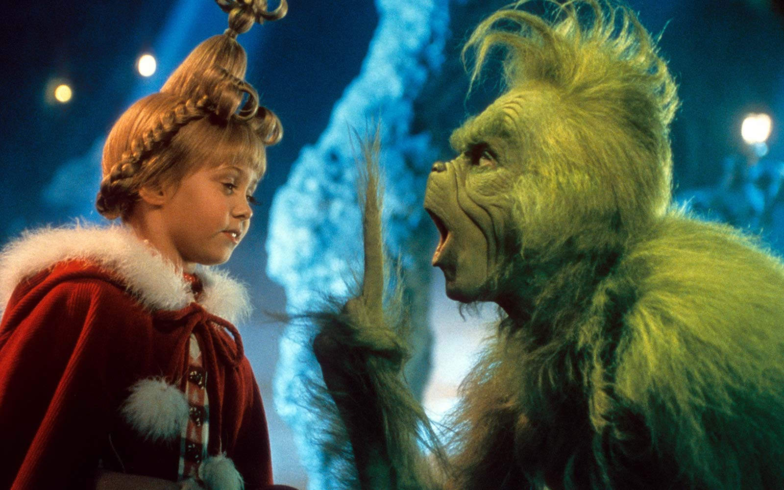 how the grinch stole christmas film movie