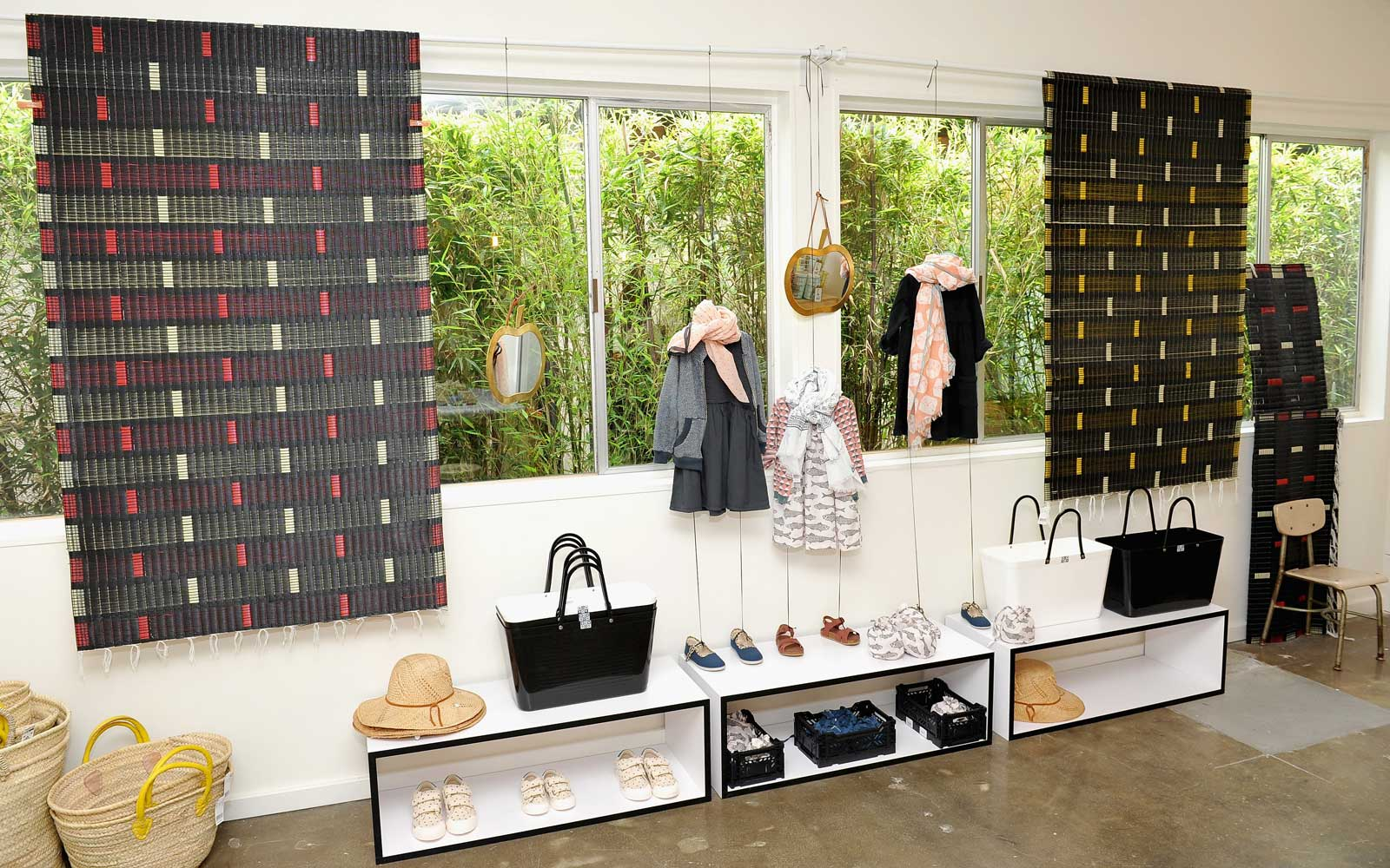 Shopping in Los Angeles, California