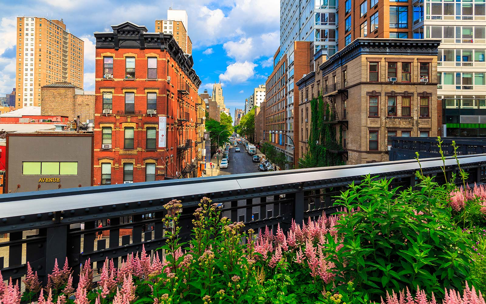 new york city high line america's favorite places cities