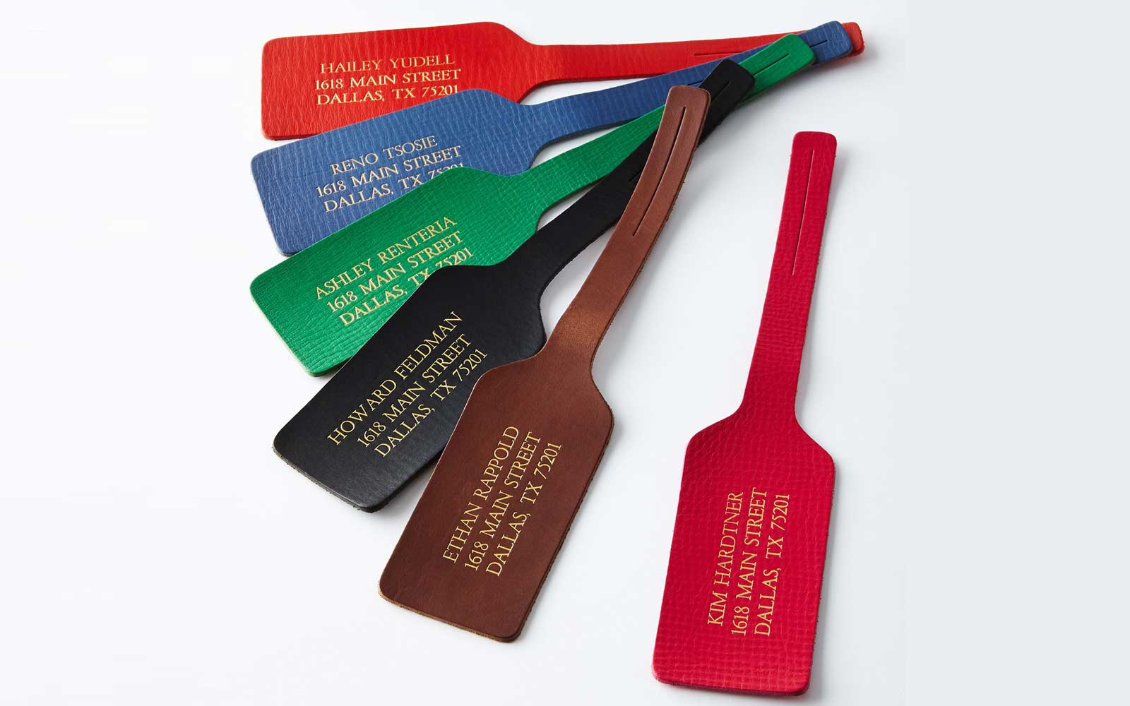 Personal Luggage Tag