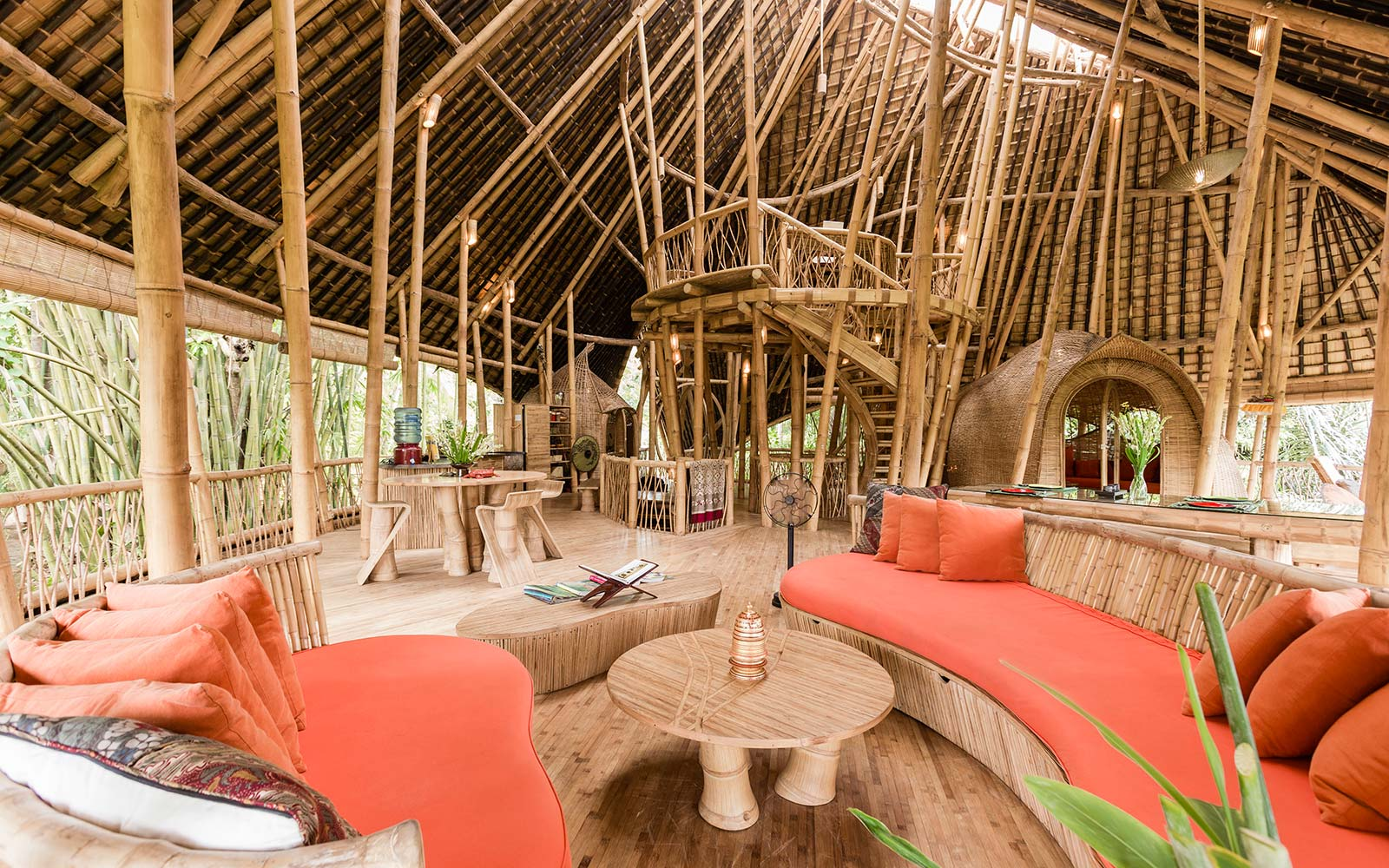 bali indonesia bamboo suite airbnb rental
