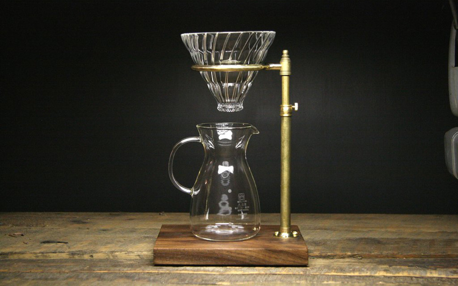 Coffee Registry Pour Over Coffee Stand 'The Explorer'