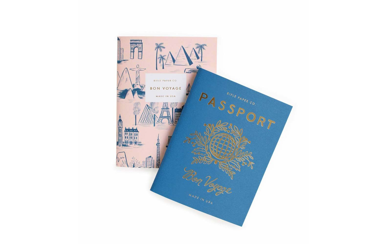 Rifle Paper Co. Travel Notebooks
