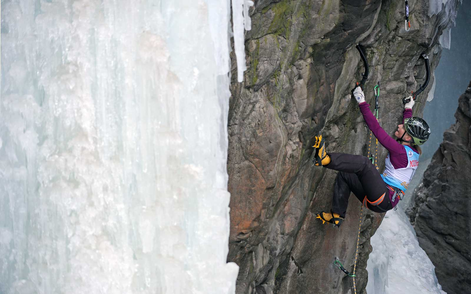 Ouray Ice Climbing Festival Ouray Colorado