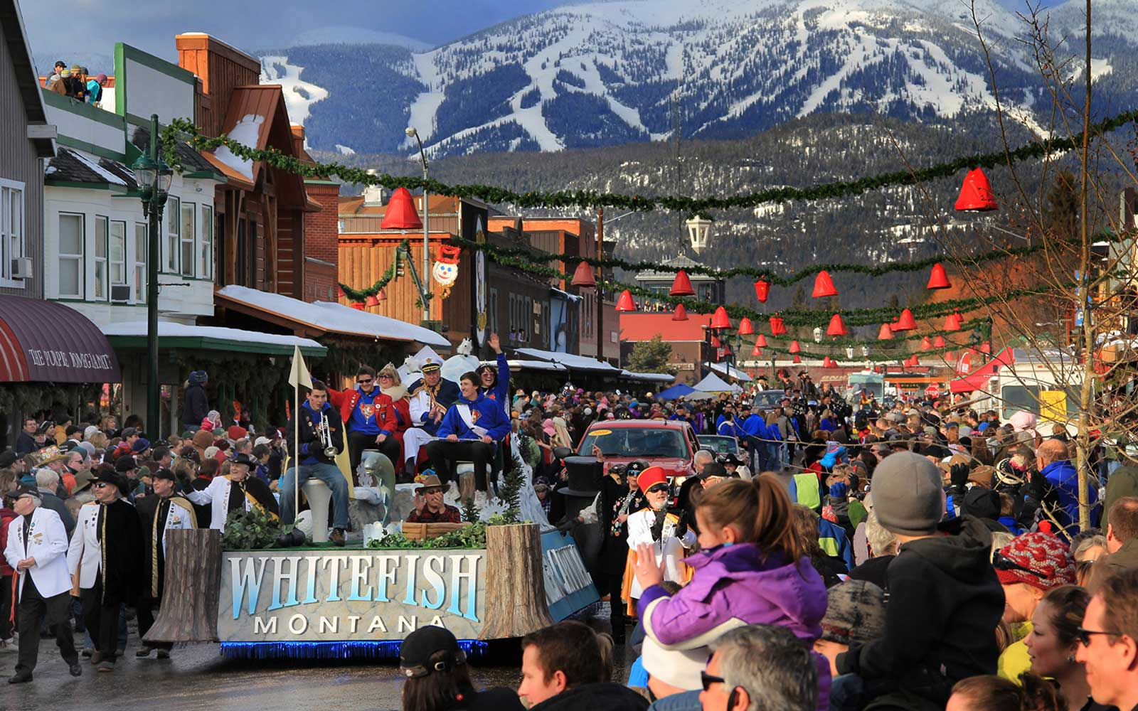 Whitefish Winter Carnival Whitefish Montana
