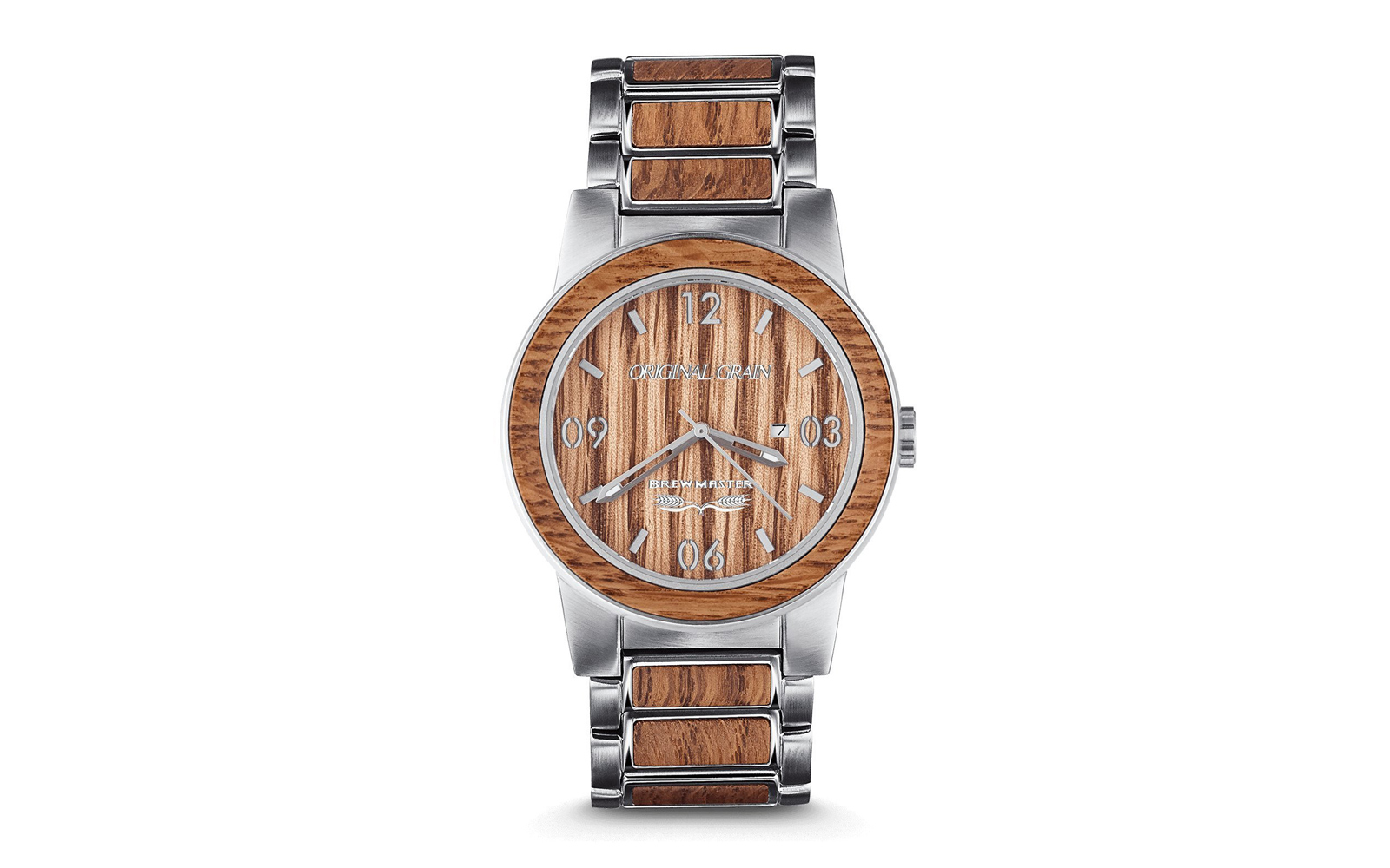 Original Grain, Brewmaster Watch