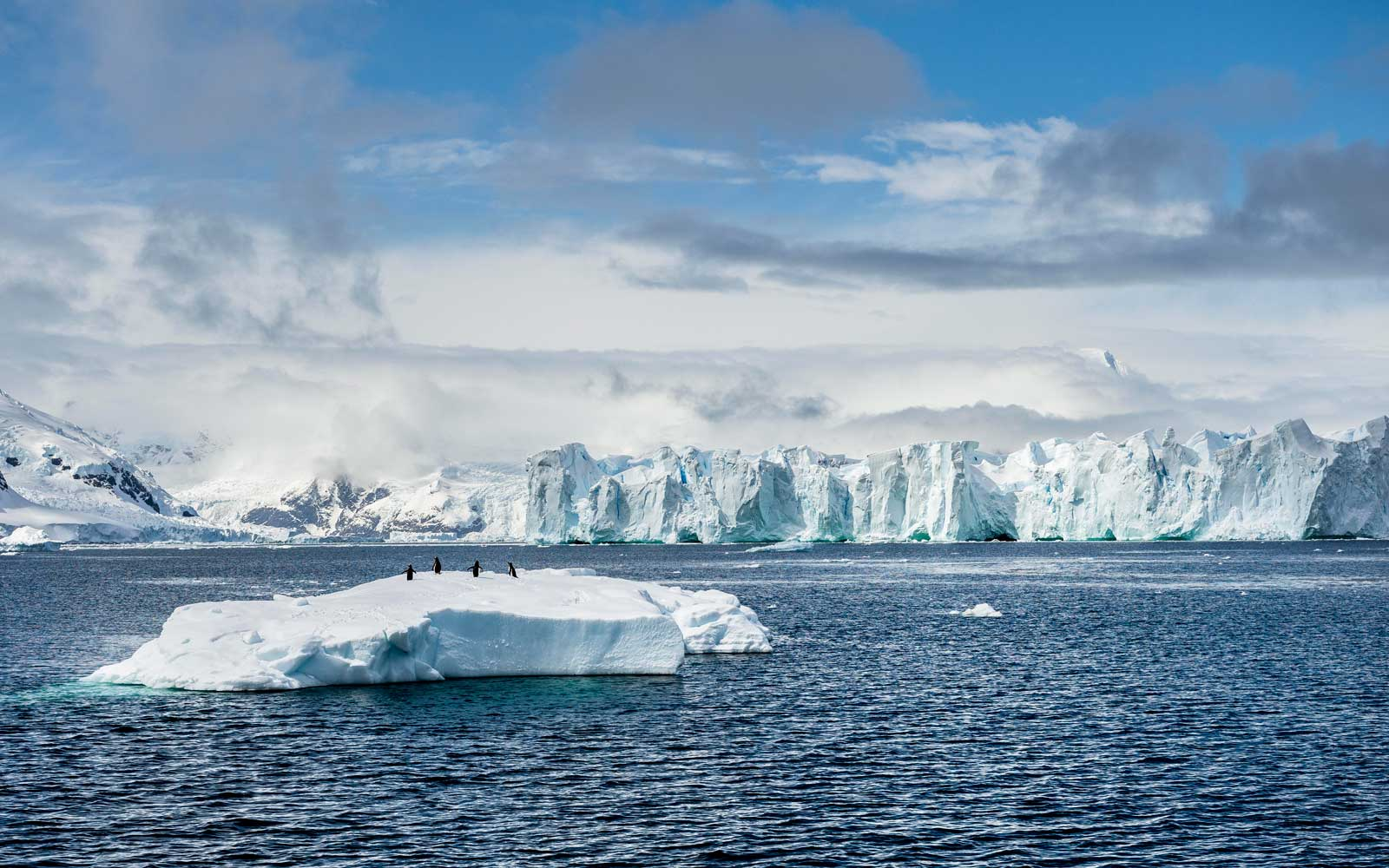 Antarctic Climate Adventure