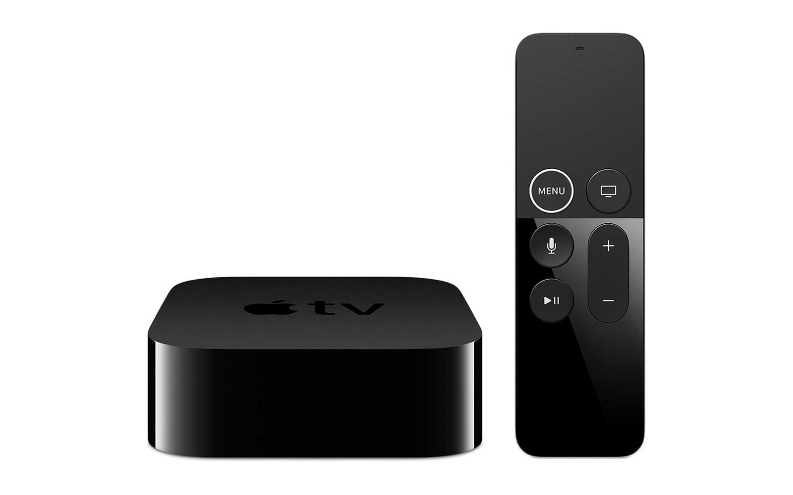 Apple TV 4K set