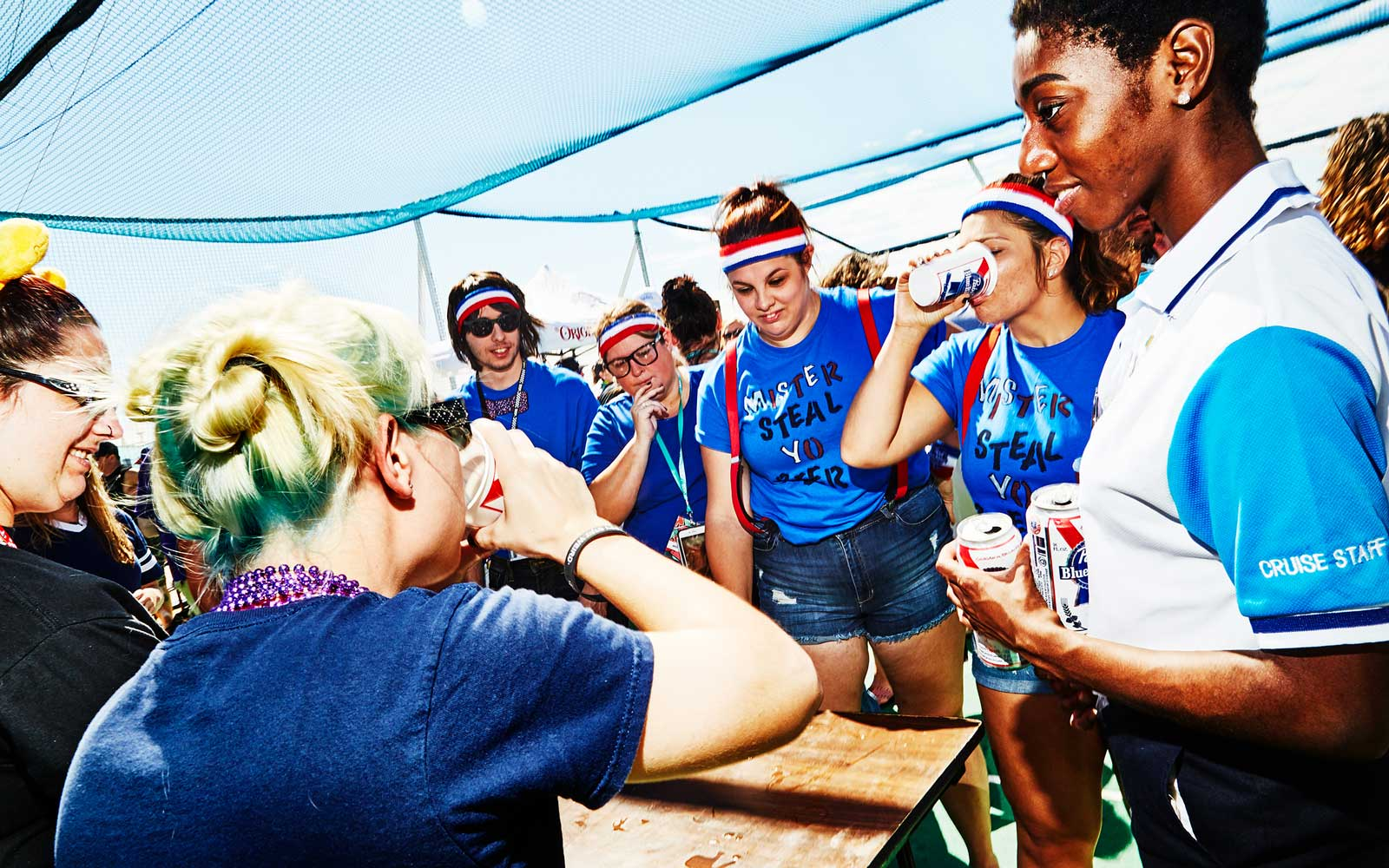 Vans Warped Tour Cruise Rewind at Sea