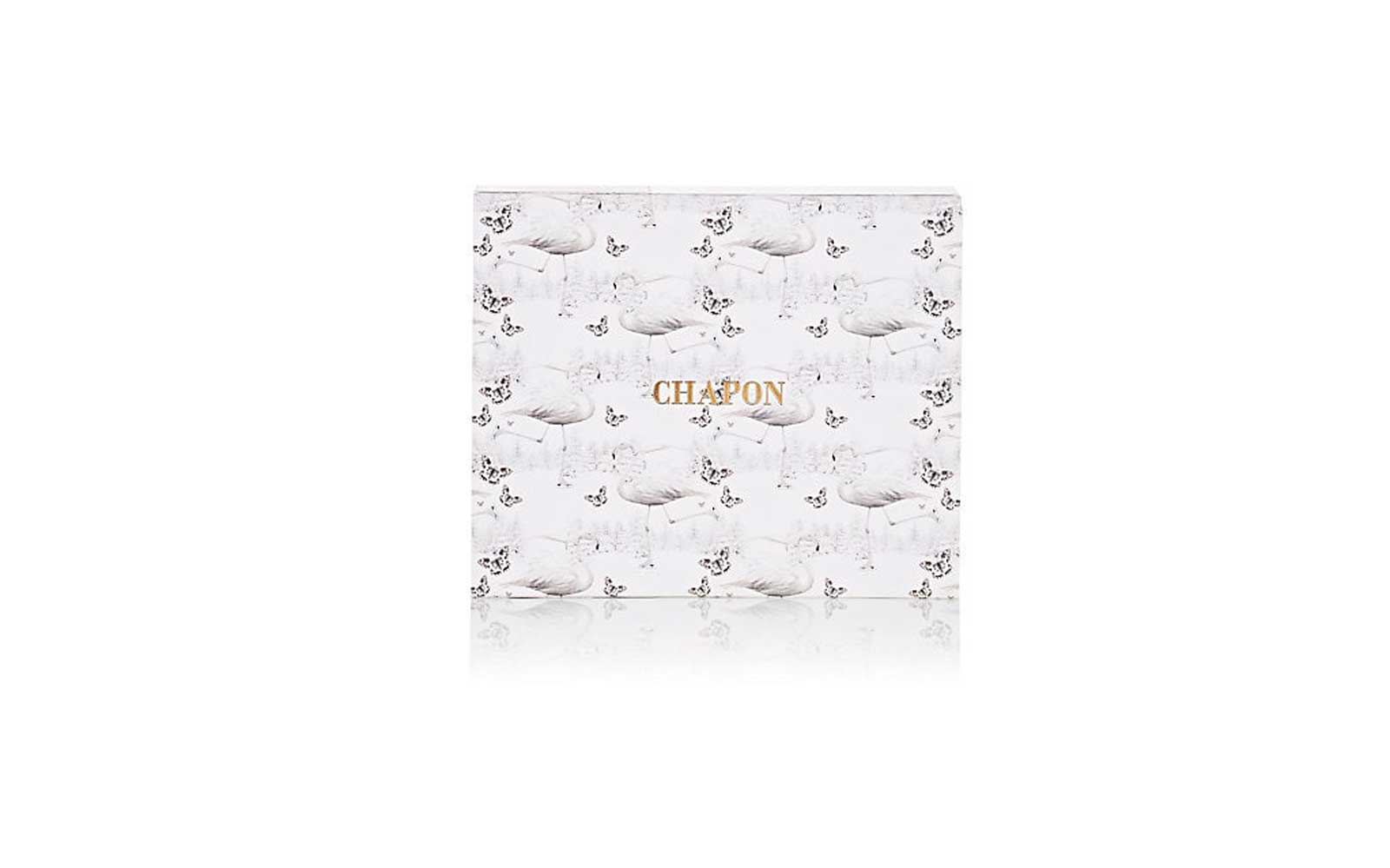 Chapon Fourreau Winter White Assorted Chocolate Box