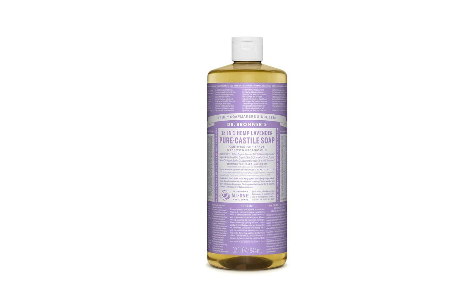 Dr. Bronner's Body Wash