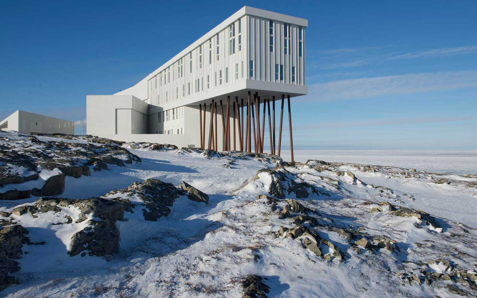 Edge of the Earth Fogo Island Inn Newfoundland