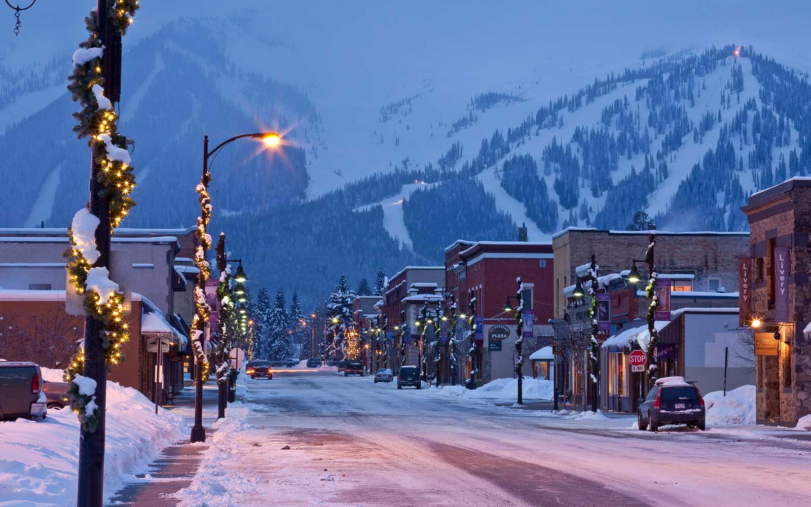 Fernie Alpine Resort British Columbia