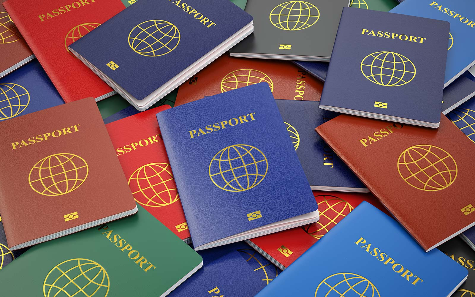 global travel visa passports