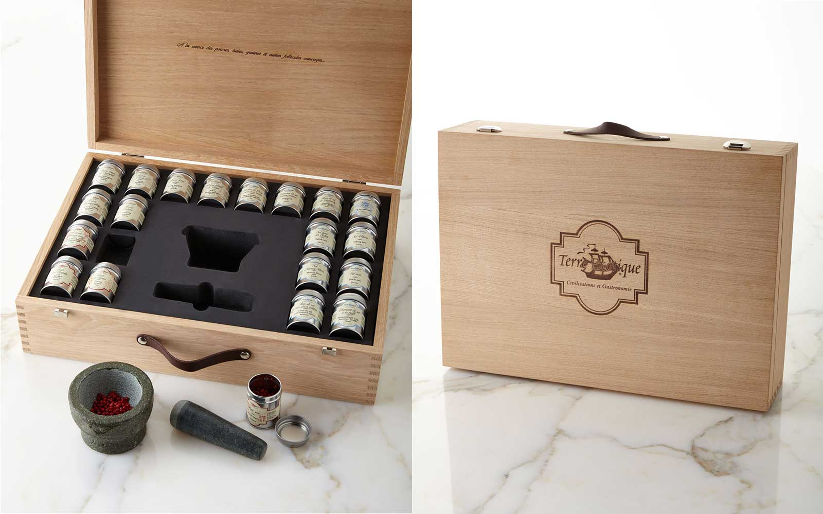 Salt and Pepper gift box
