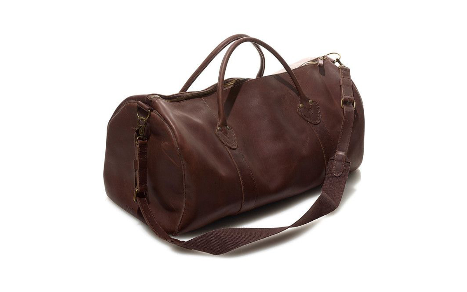 L.L. Bean, Signature Leather Duffle