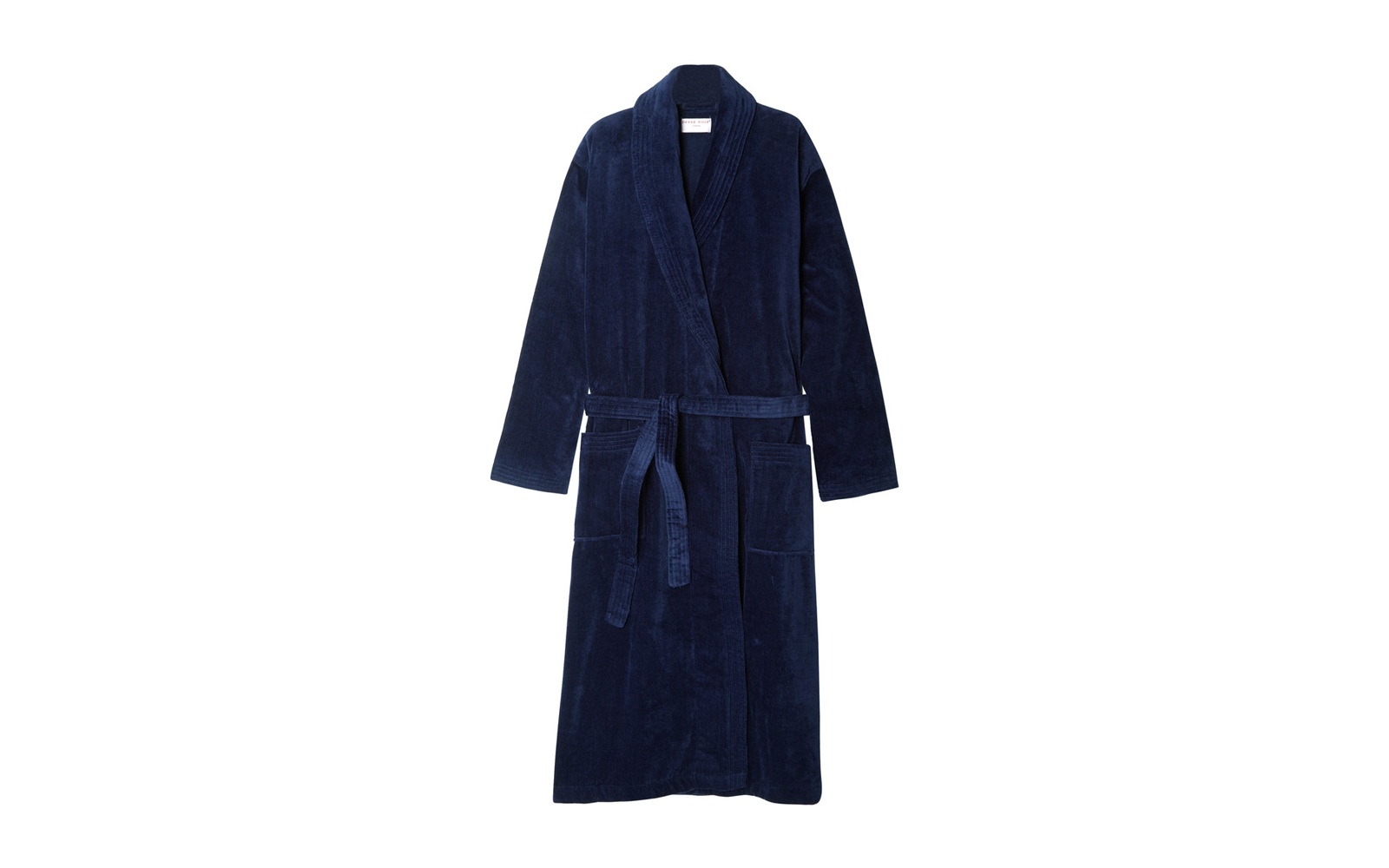Derek Rose Cotton Terry Robe