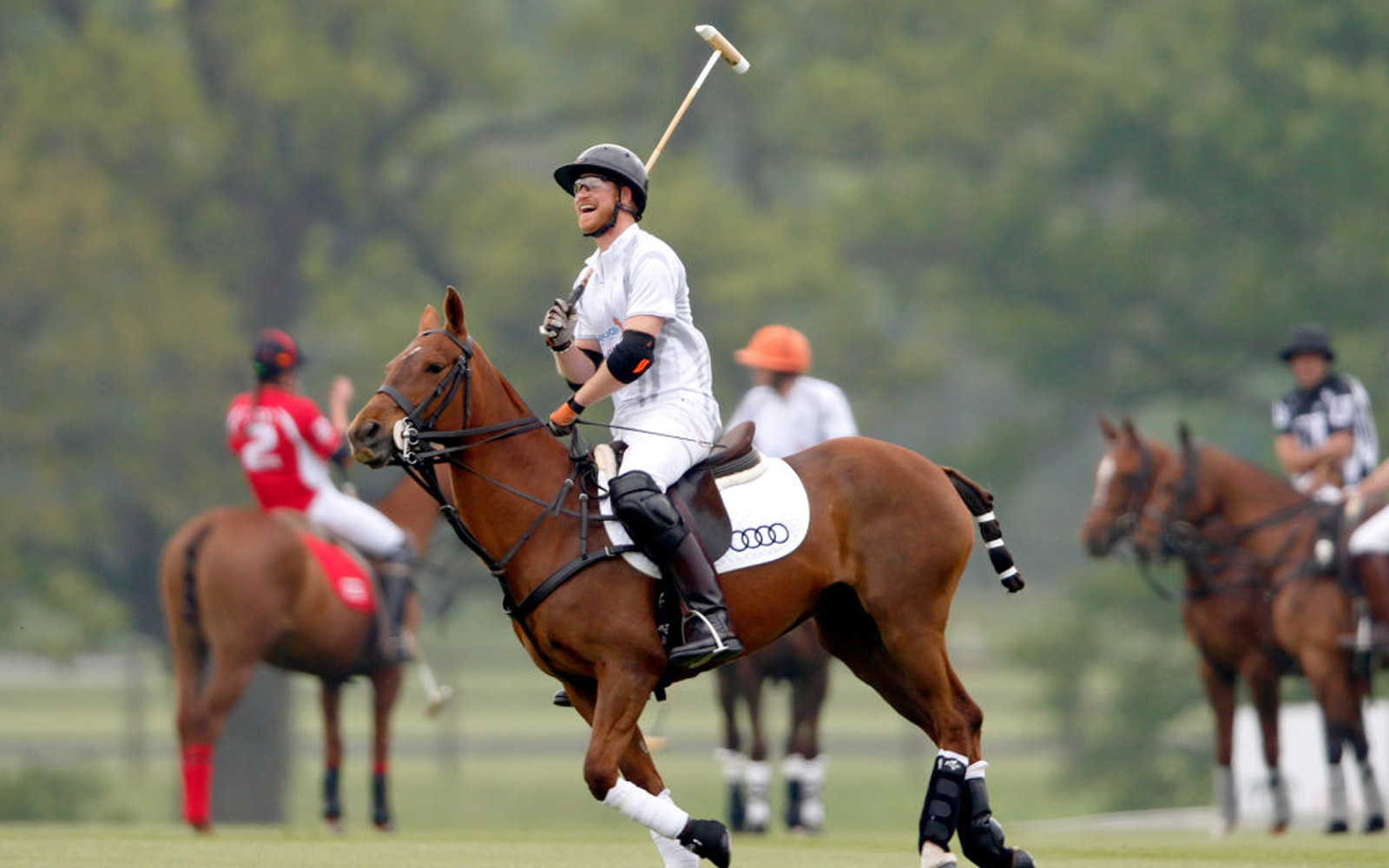 Audi Polo Challenge - Day One