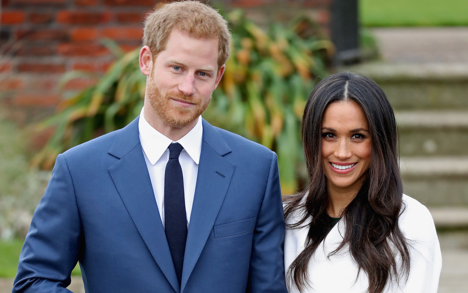 Prince Harry and Meghan Markle announce their wedding date