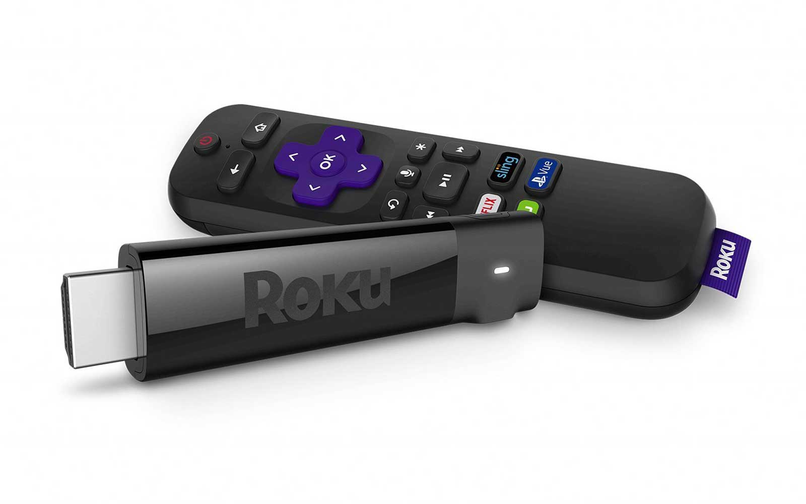Rock Streaming Stick +