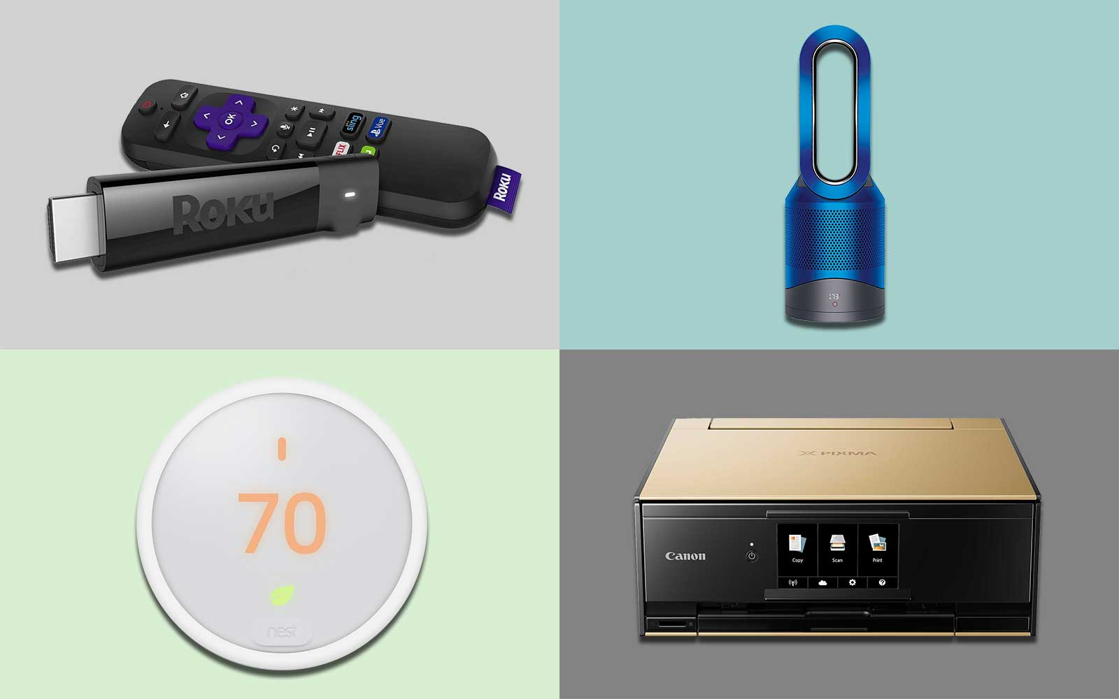 Smart Gifts to control your home