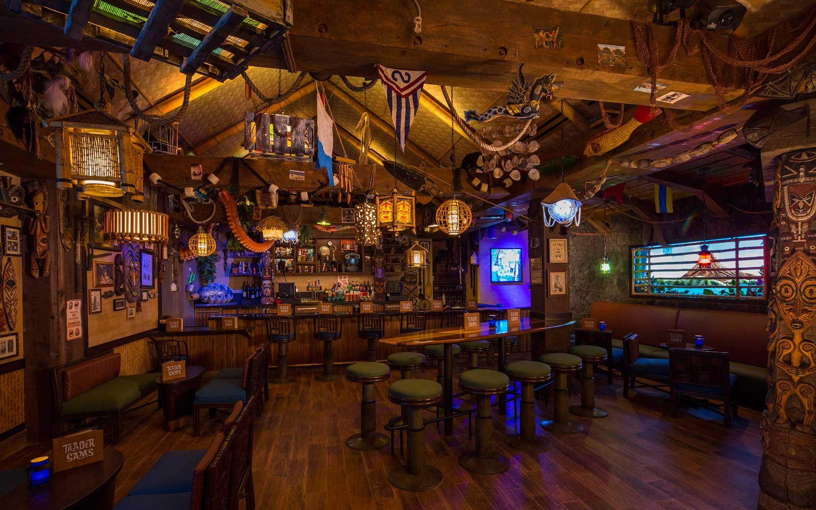 Trader Sam's Tiki Bar