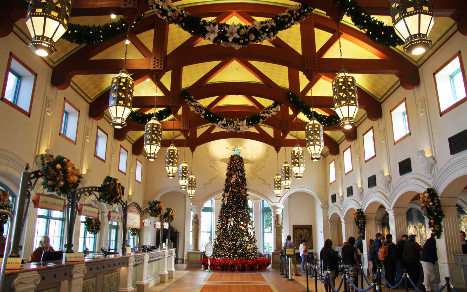 Tree at Coronado Springs