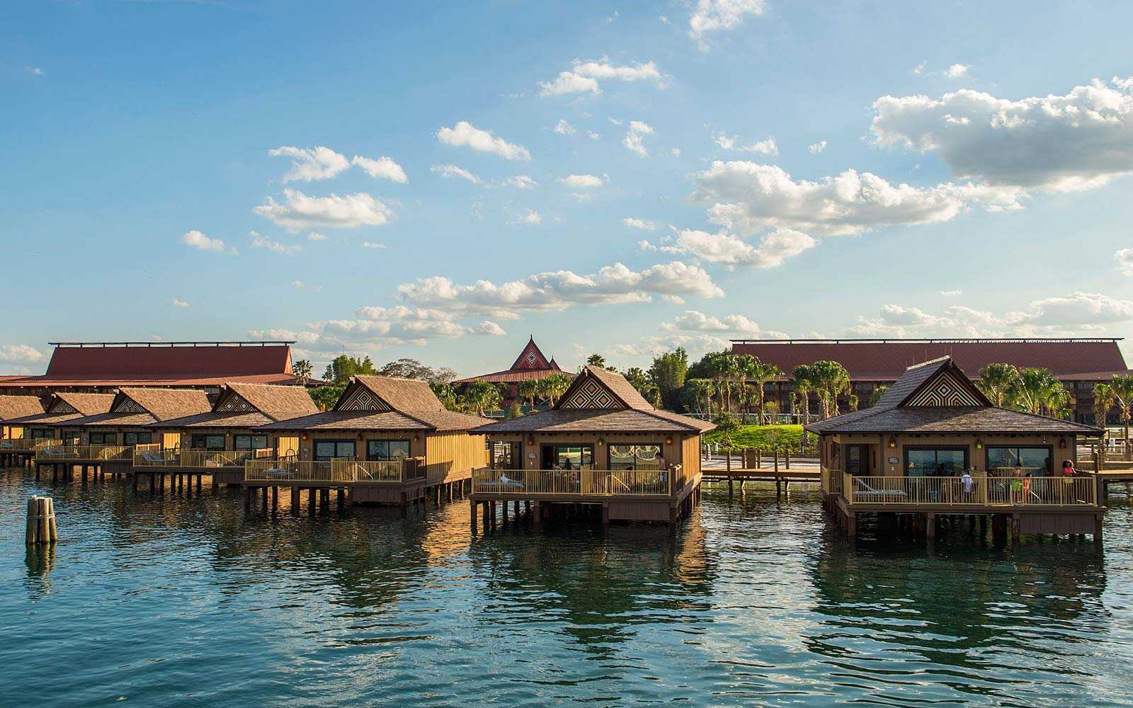Bora Bora Bungalows at Disney's Polynesian Village Resort
